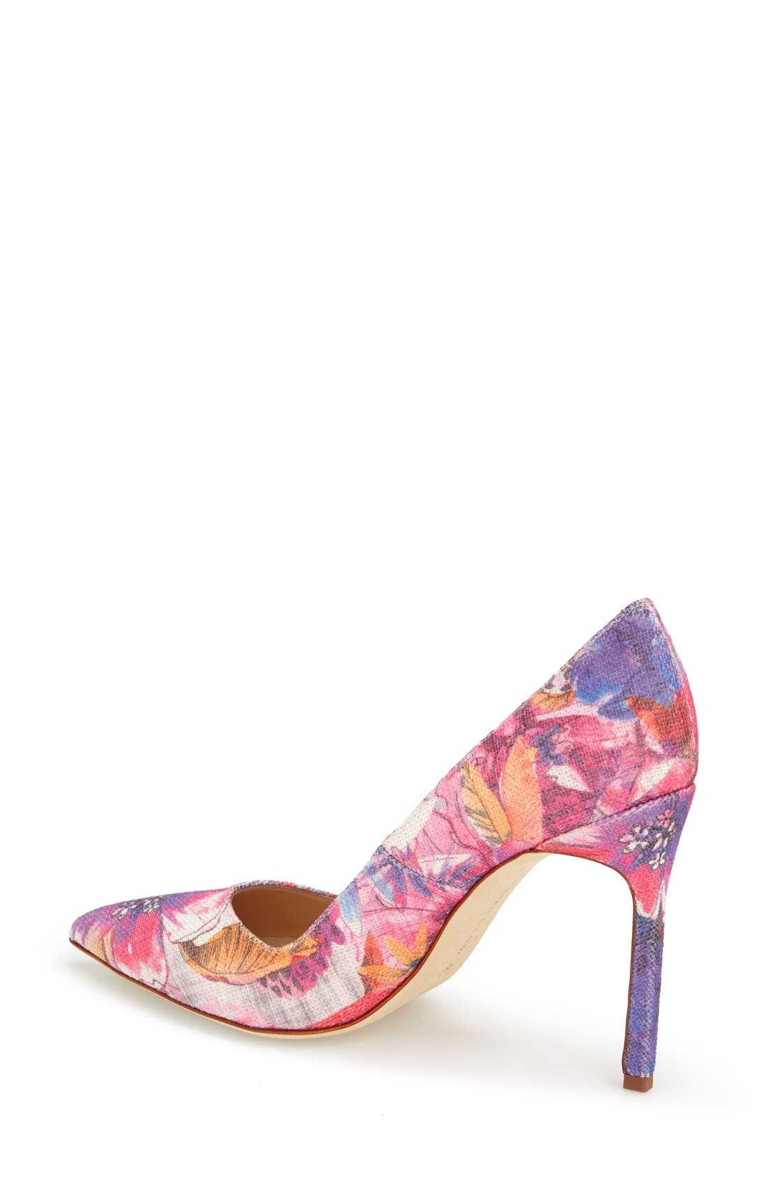 BB Pointy Toe Pump,                             Alternate thumbnail 27, color,