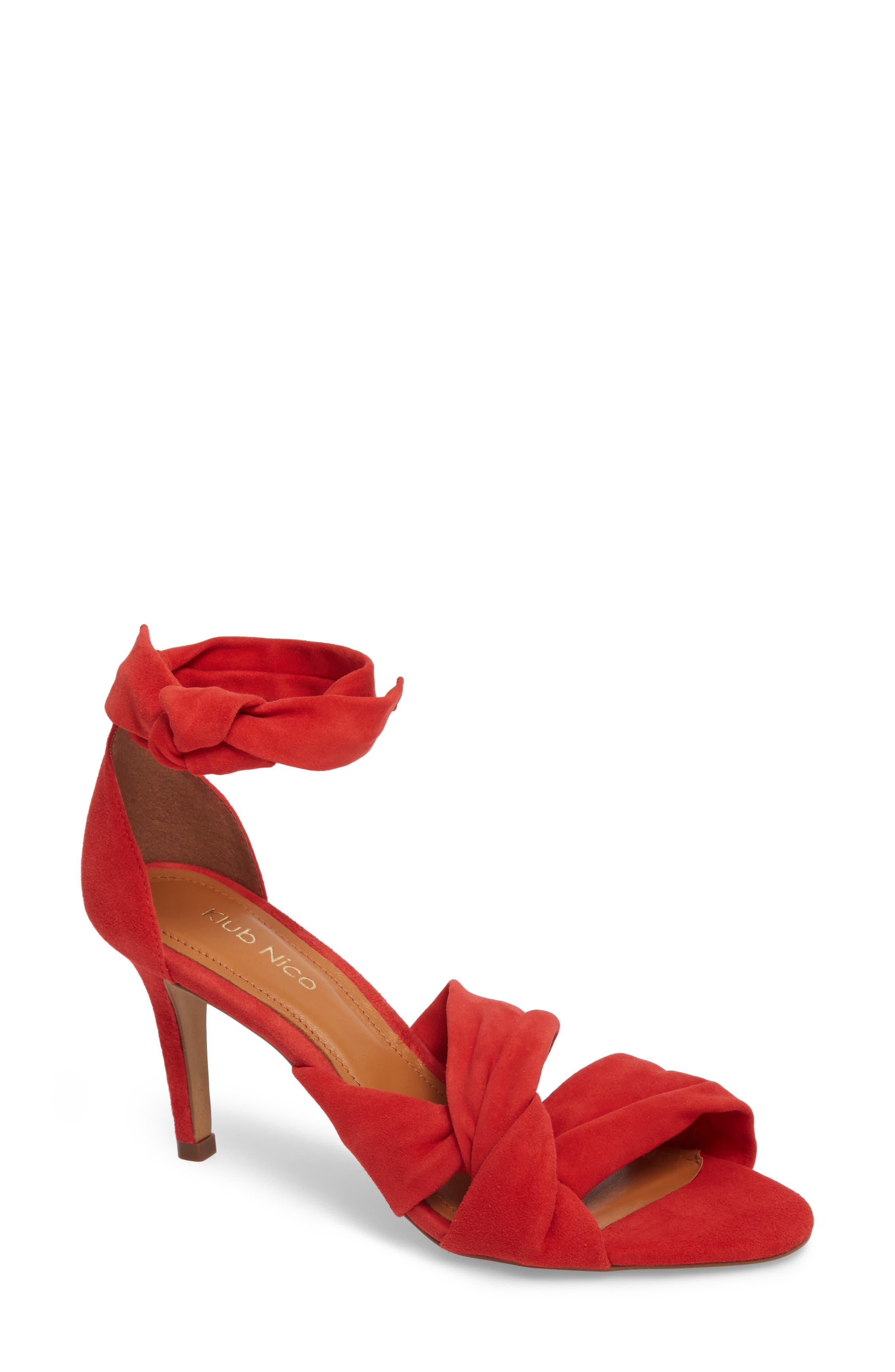 Anni Tie Ankle Sandal,                             Main thumbnail 2, color,