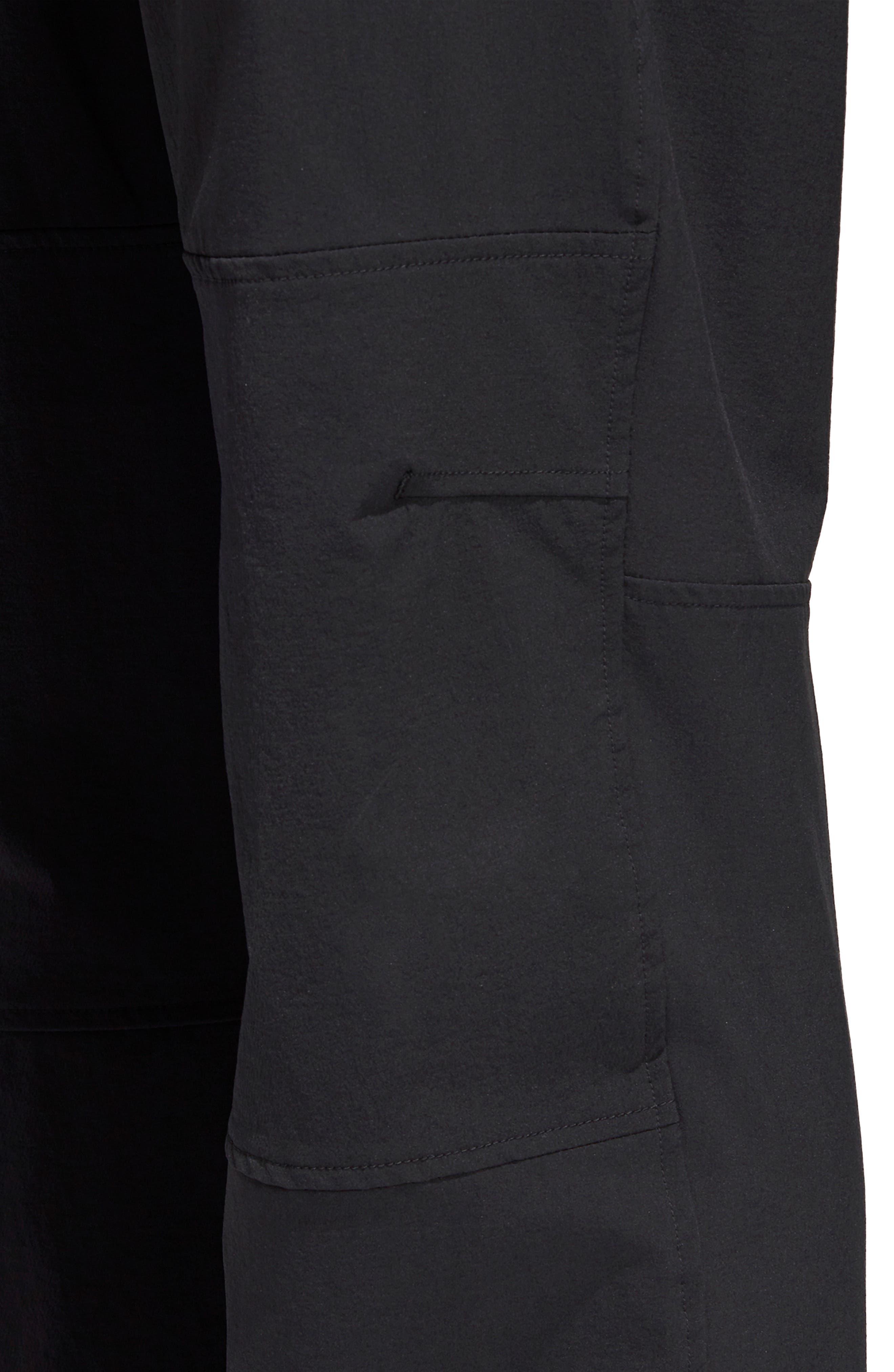 Terrex Multi Pants,                             Alternate thumbnail 7, color,                             BLACK