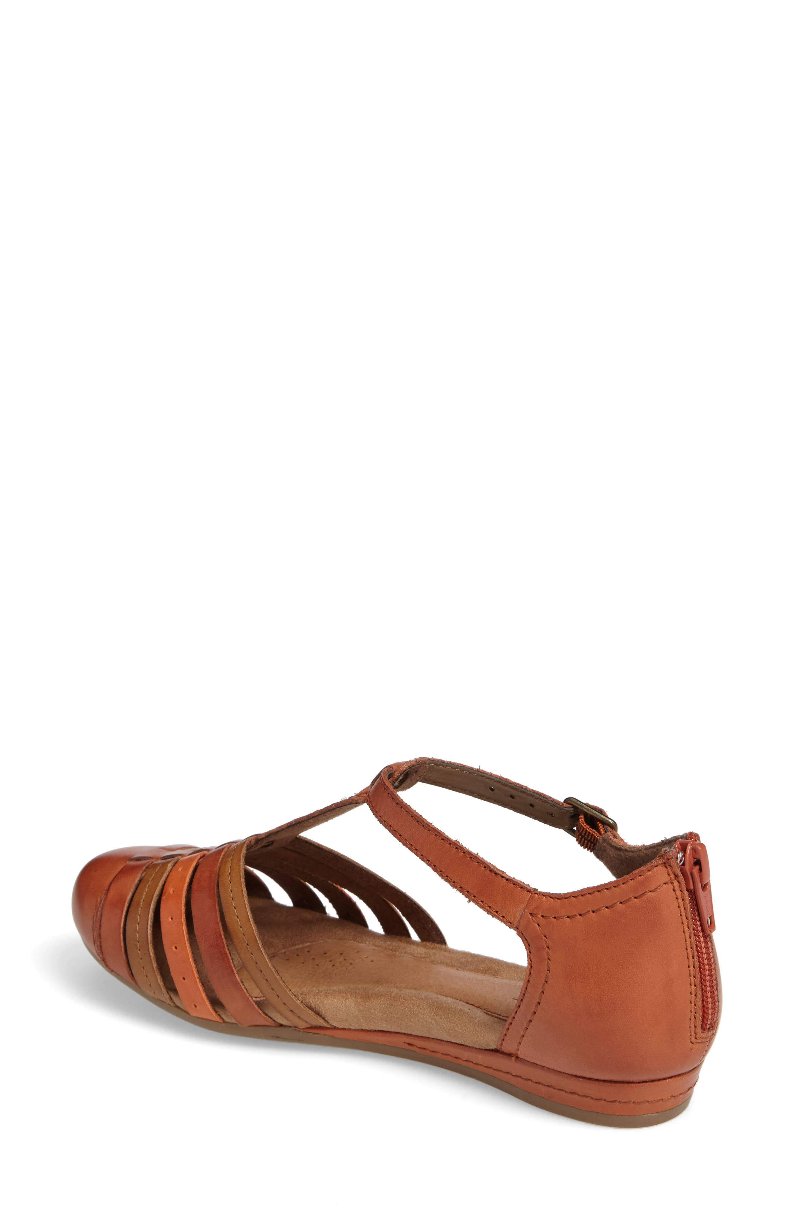 Galway T-Strap Sandal,                             Alternate thumbnail 7, color,
