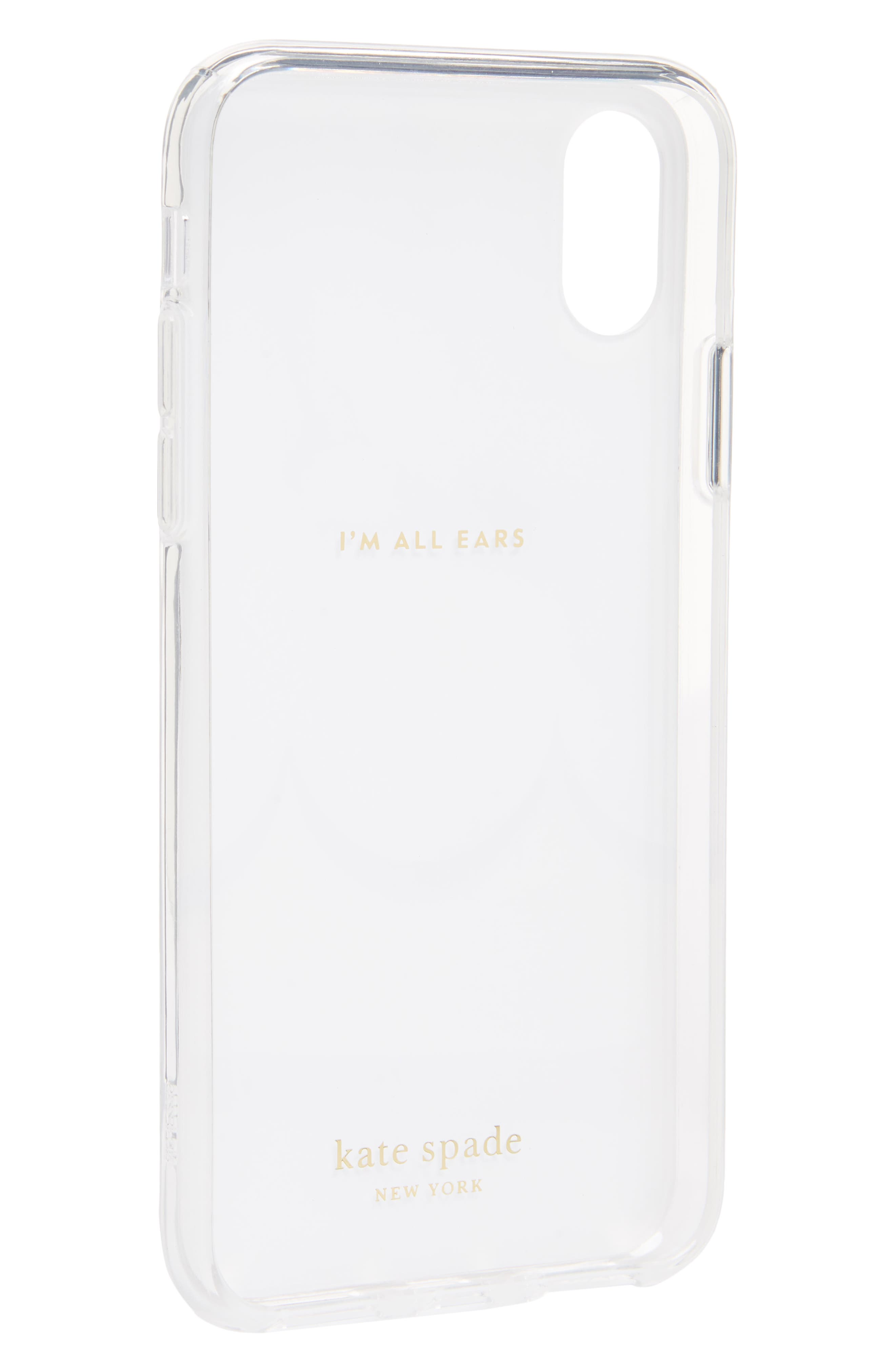 KATE SPADE NEW YORK,                             marble scallop iPhone X/Xs, Xs Max & XR case,                             Alternate thumbnail 2, color,                             PINK MULTI
