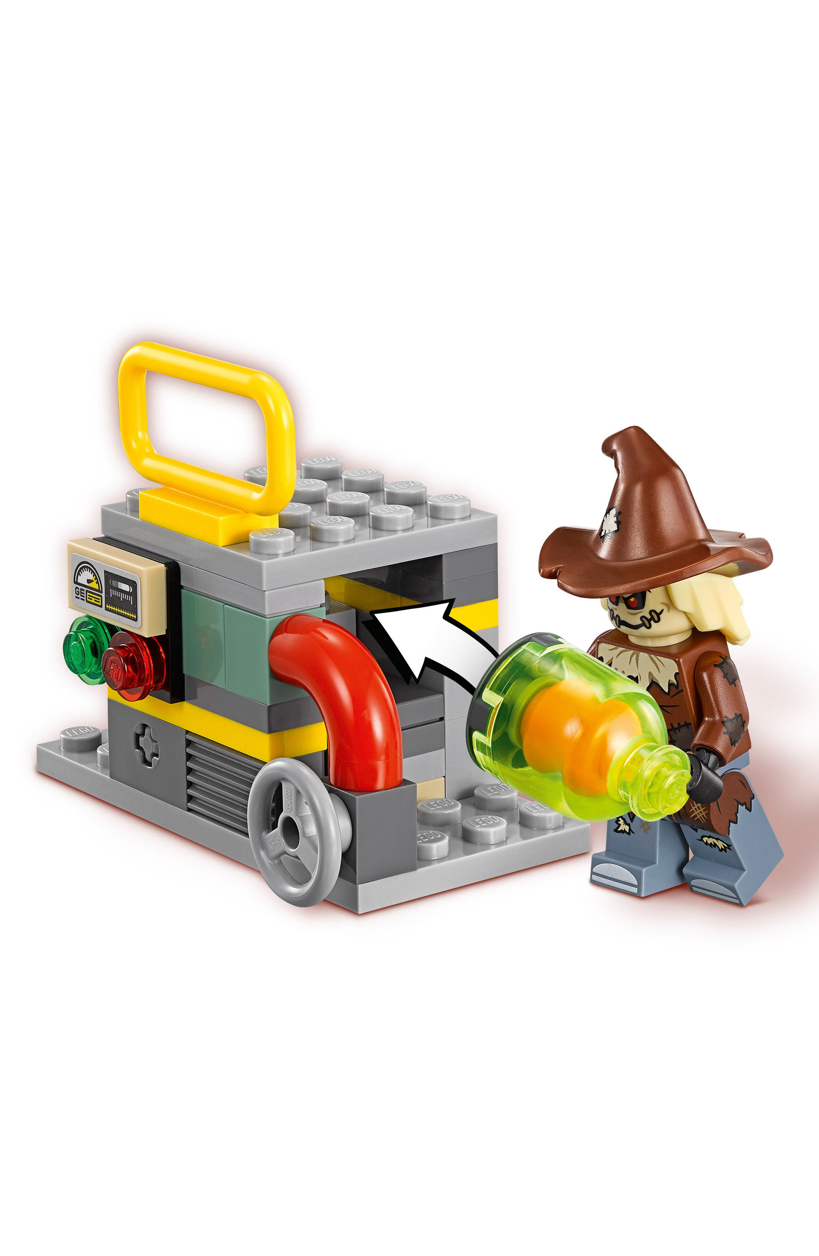 THE LEGO<sup>®</sup> BATMAN MOVIE: Scarecrow<sup>™</sup> Fearful Face-Off Set - 70913,                             Alternate thumbnail 2, color,                             001