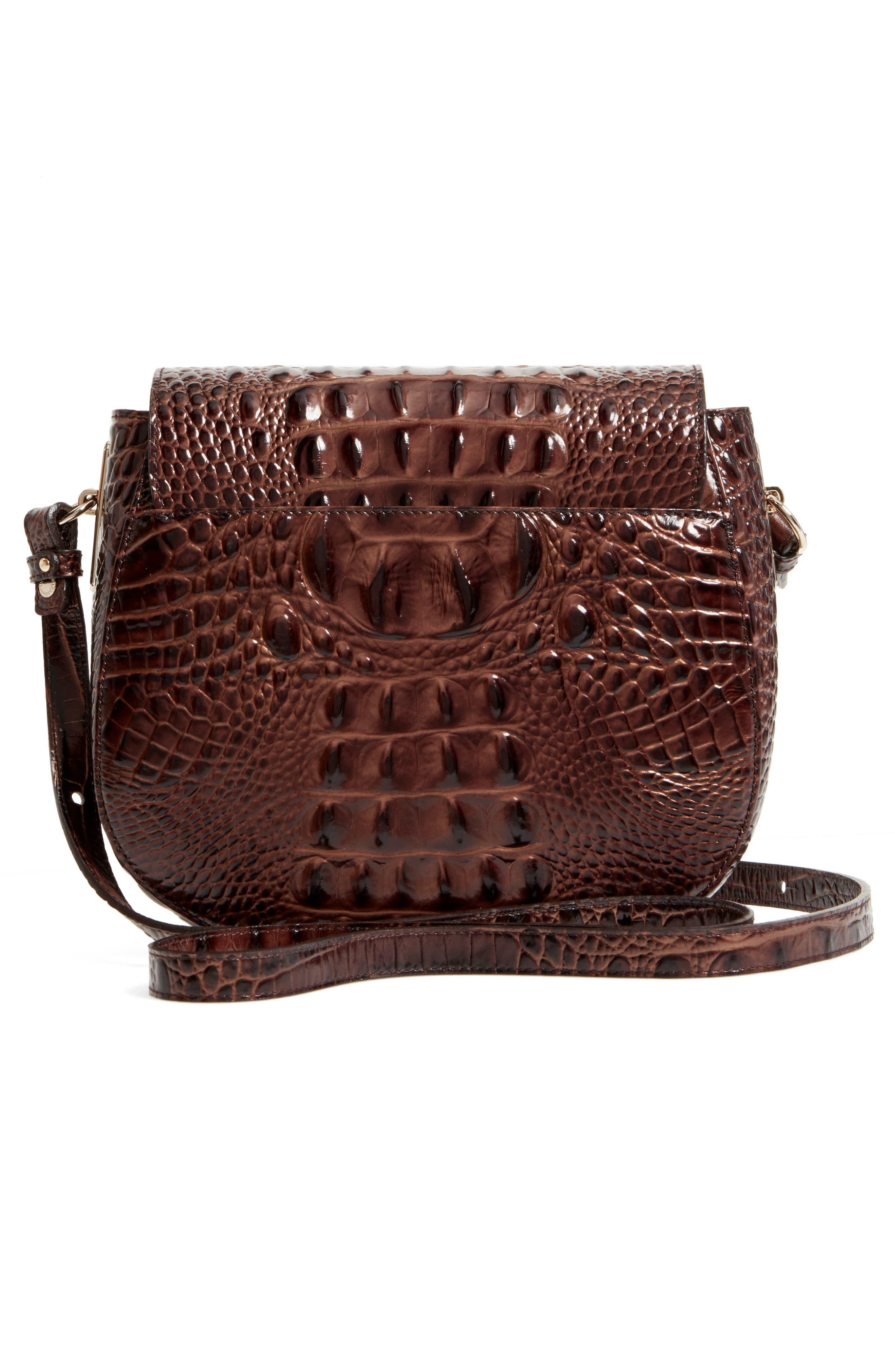 Melbourne - Lizzie Leather Crossbody Bag,                             Alternate thumbnail 13, color,