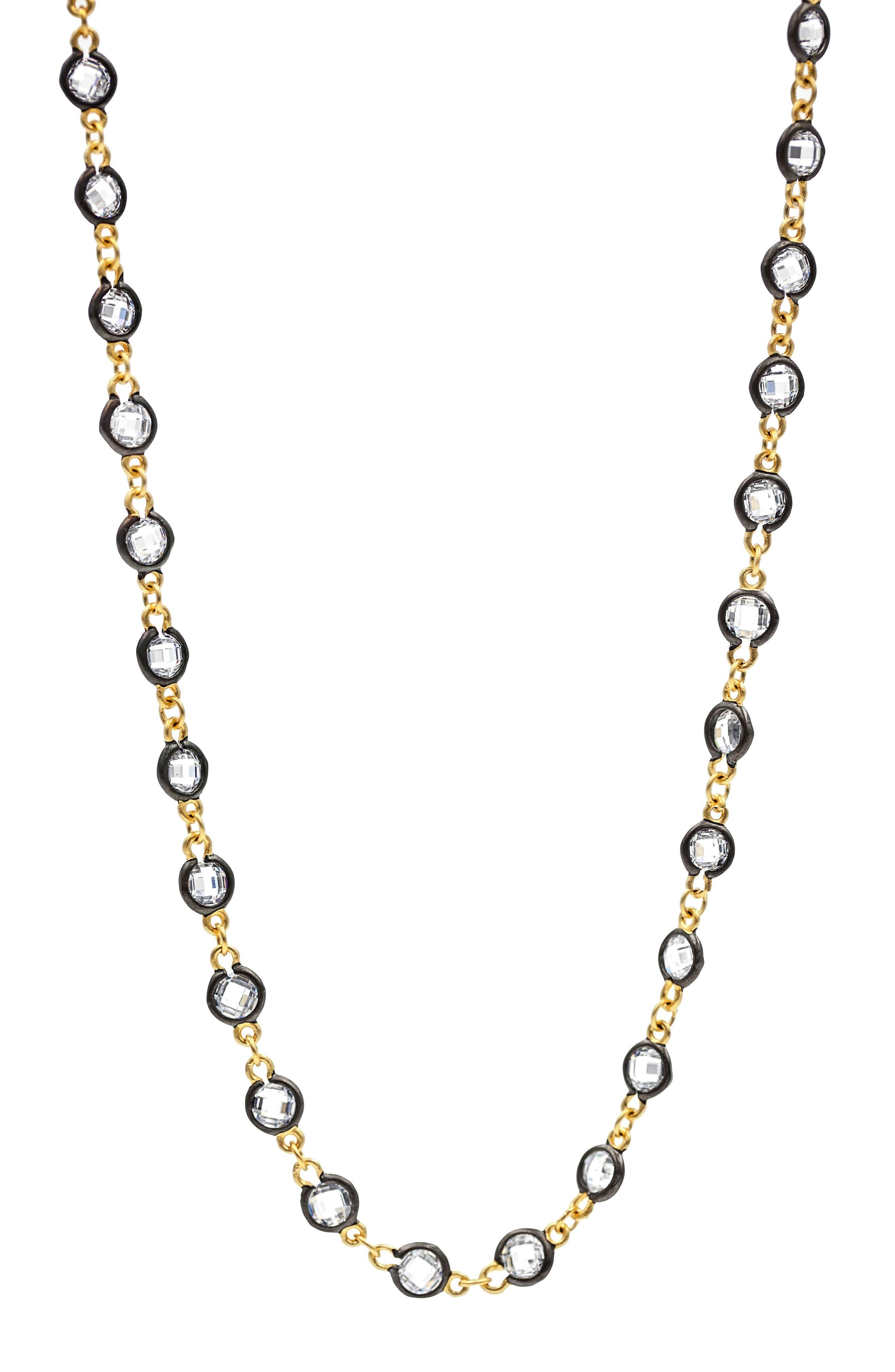 Signature Radiance Wrap Necklace,                             Alternate thumbnail 2, color,                             710