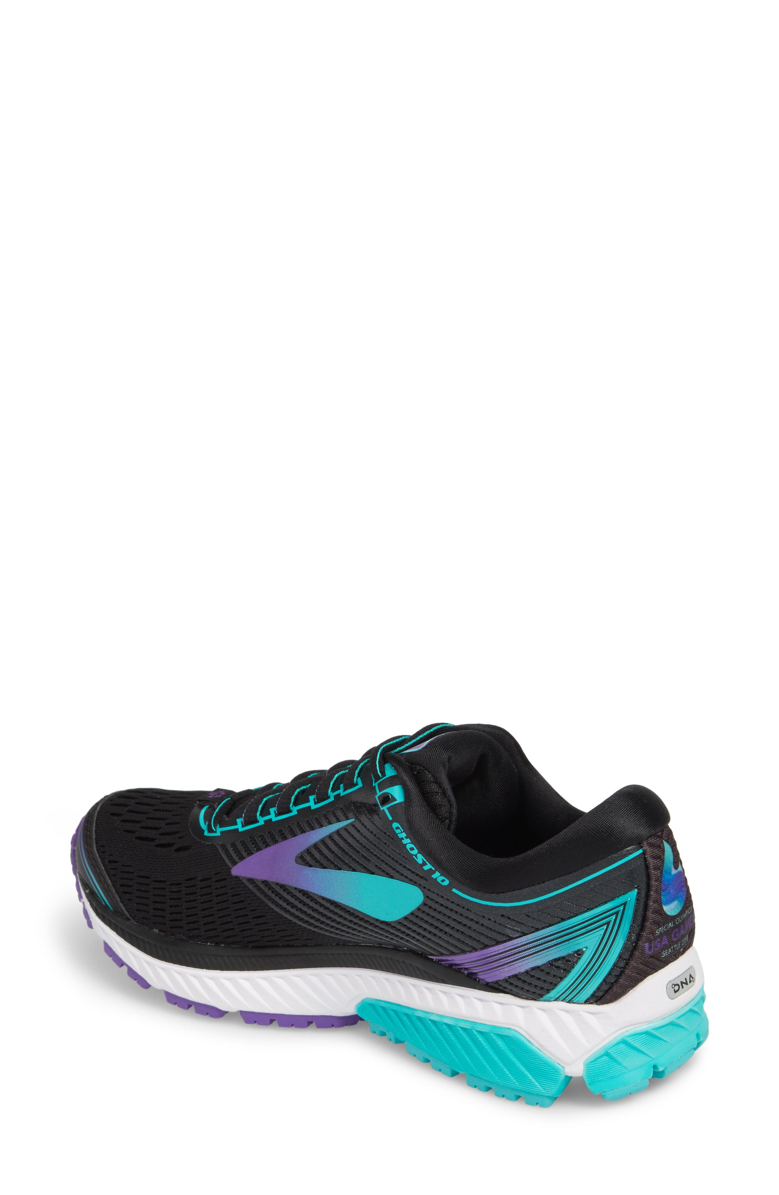Ghost 10 Running Shoe,                             Alternate thumbnail 2, color,                             002