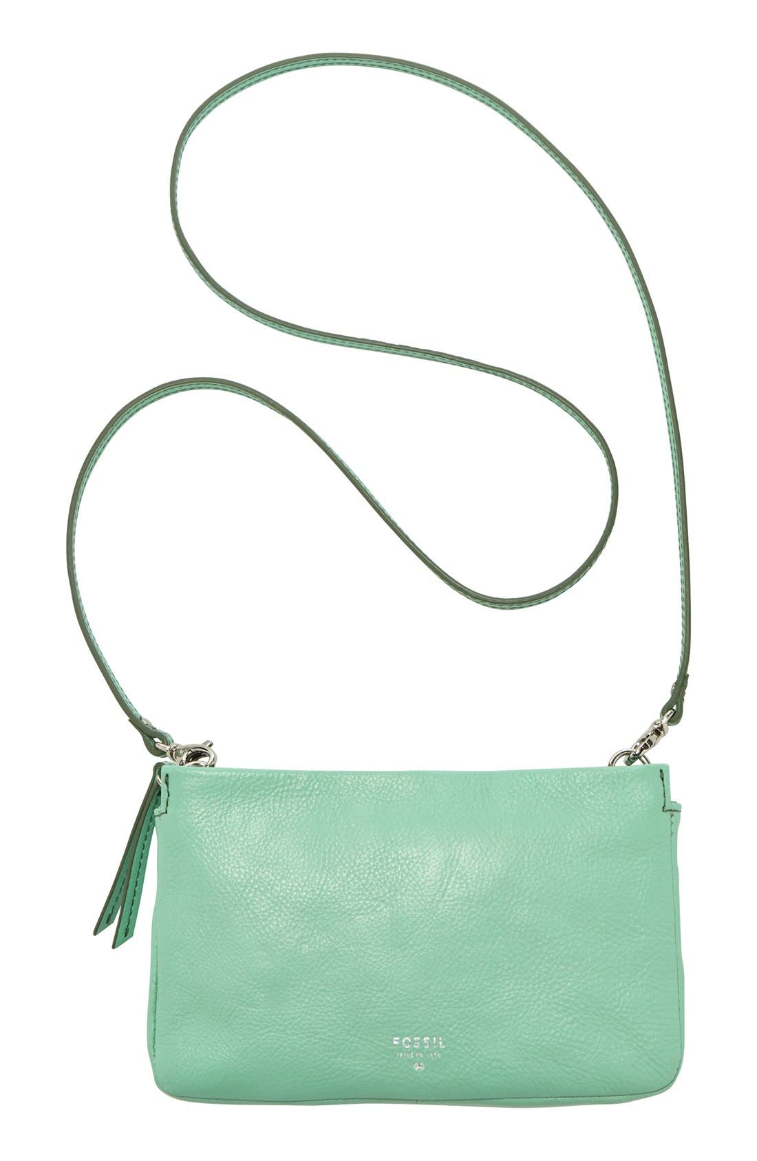 'Mini' Crossbody Bag,                             Alternate thumbnail 17, color,