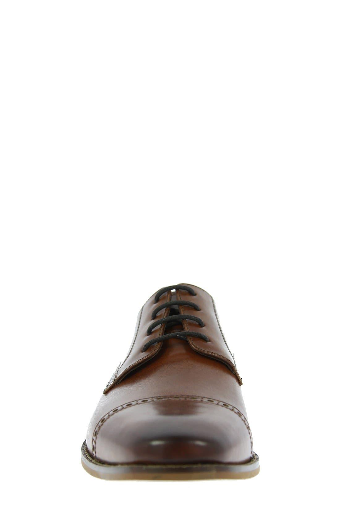 'Castellano' Cap Toe Derby,                             Alternate thumbnail 5, color,                             257