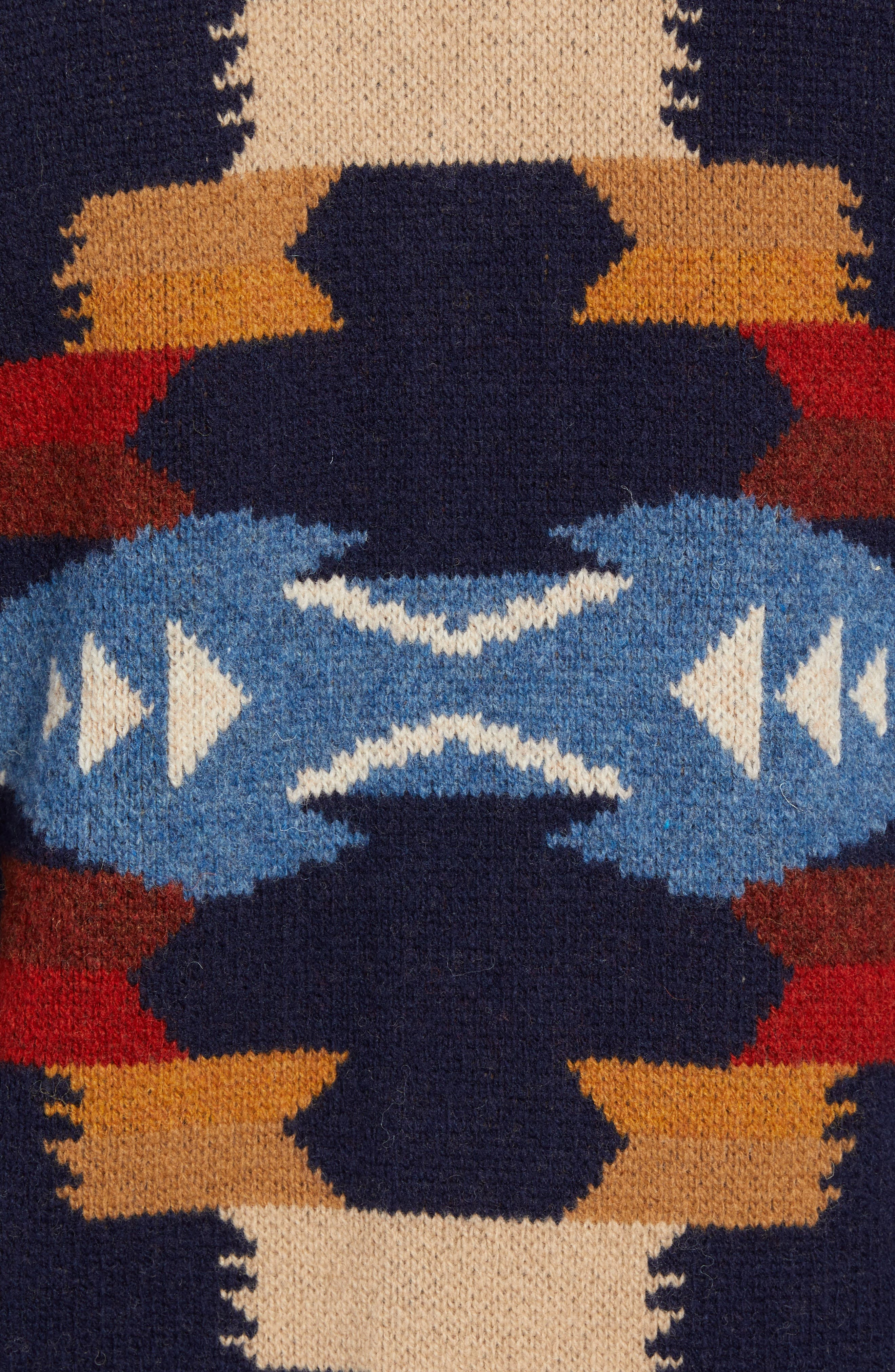 Tucson Lambswool Cardigan,                             Alternate thumbnail 5, color,                             410