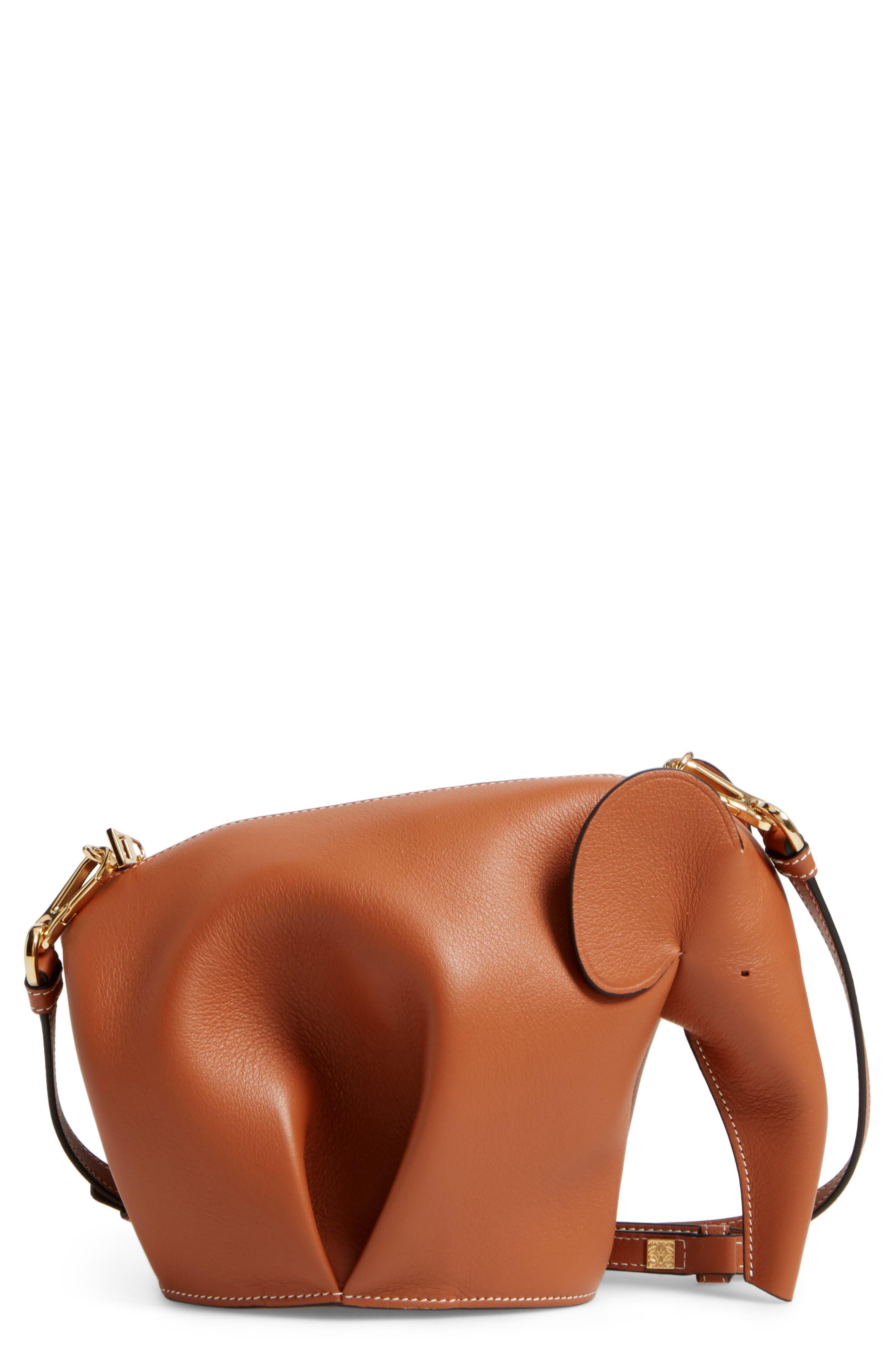 'Mini Elephant' Crossbody Bag,                             Main thumbnail 2, color,