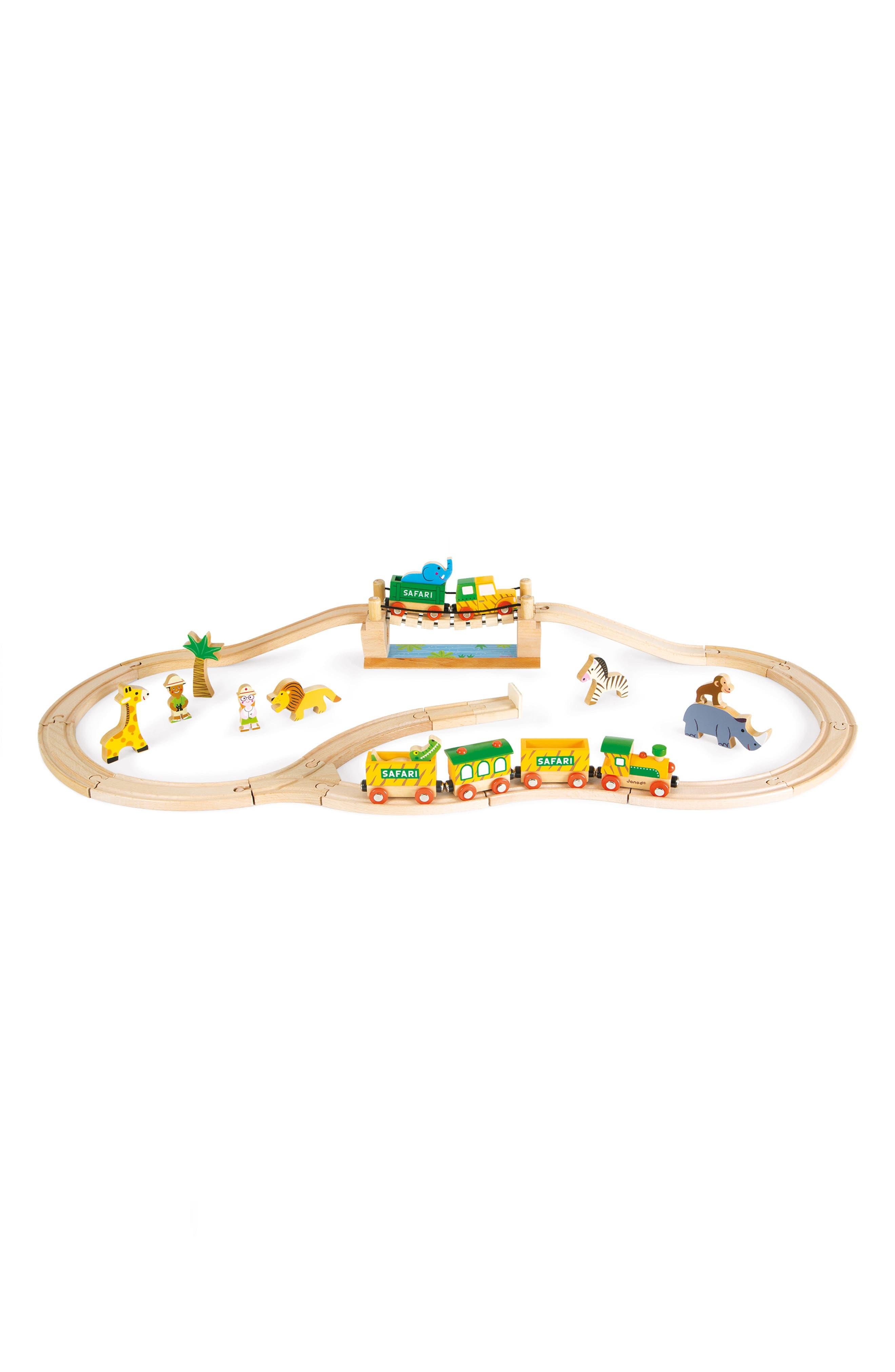 'Story Express - Safari' Train Set,                             Alternate thumbnail 2, color,                             600