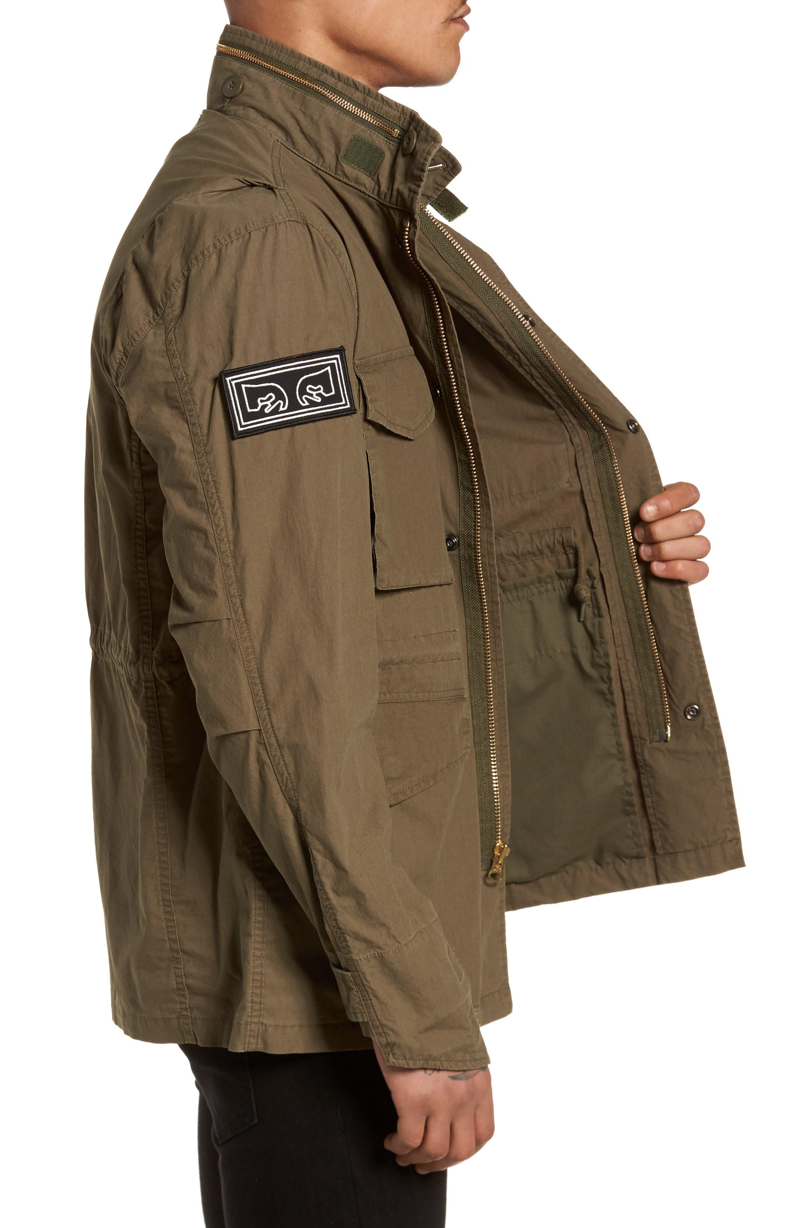 Iggy M65 Jacket,                             Alternate thumbnail 3, color,                             304
