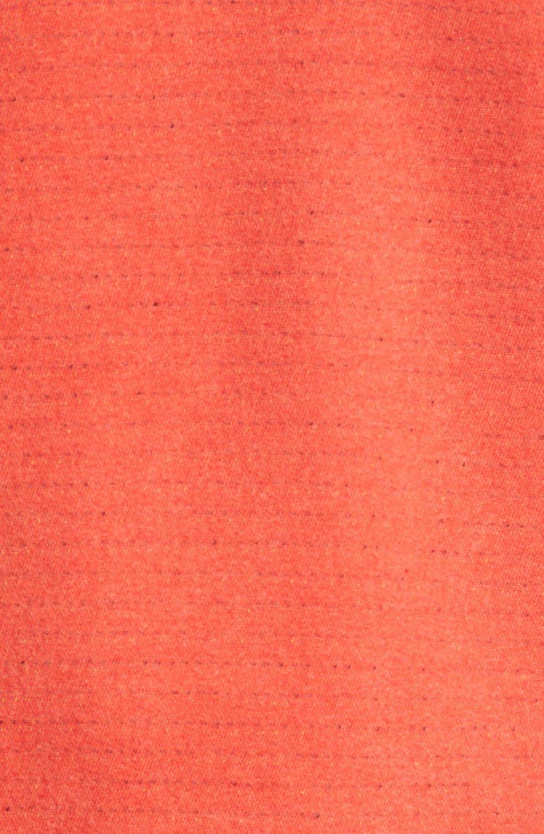 'Gleann' French Terry Crewneck Sweatshirt,                             Alternate thumbnail 8, color,