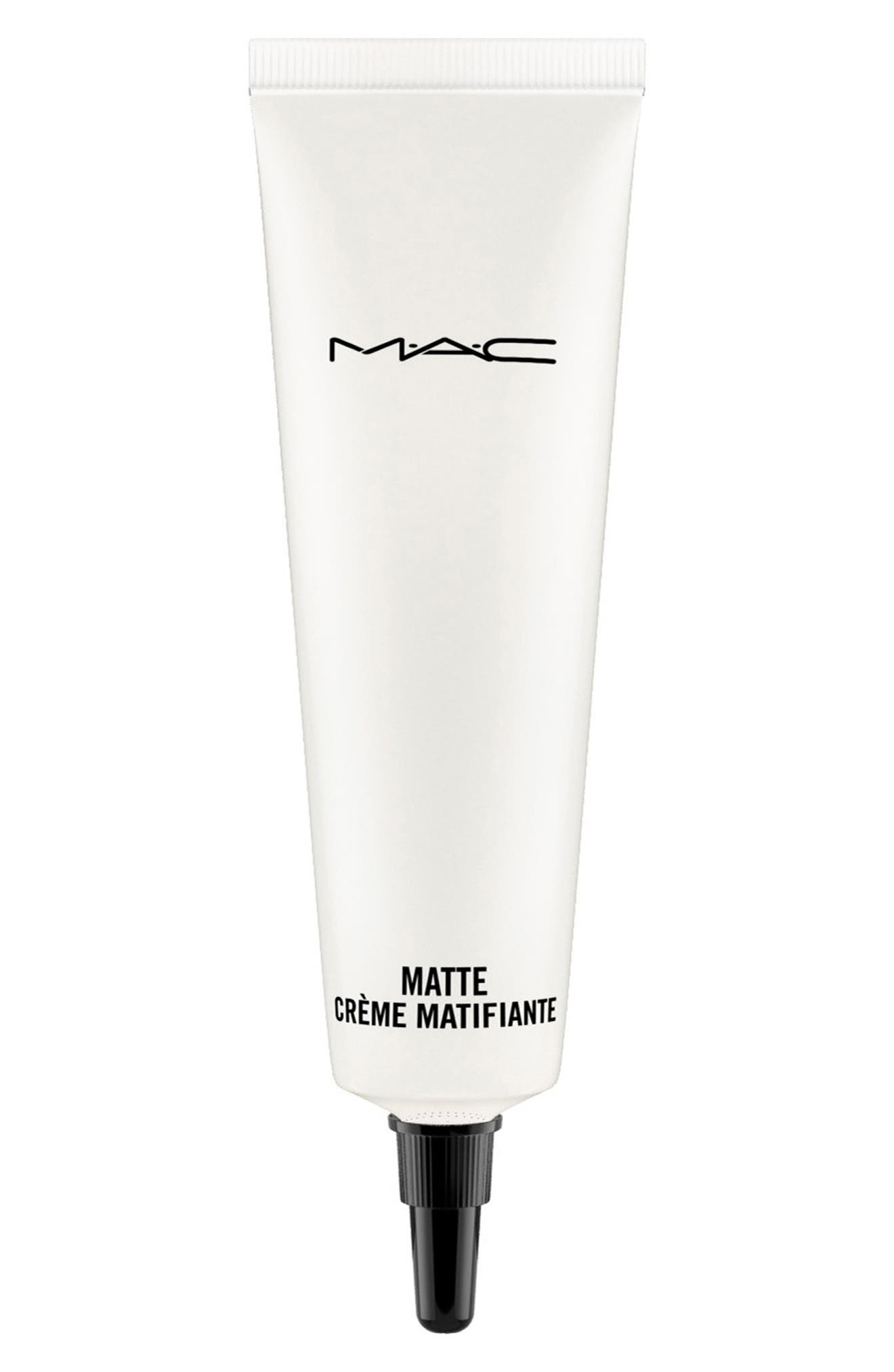 MAC Matte Cream,                             Alternate thumbnail 2, color,                             000