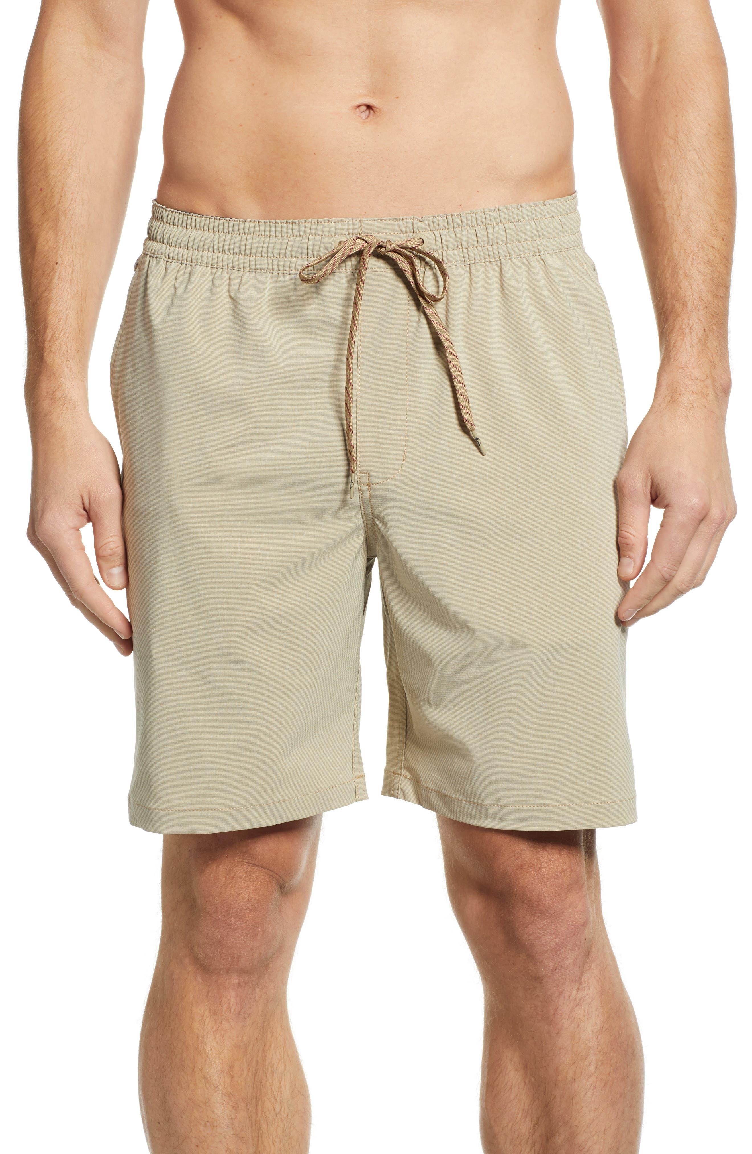 QUIKSILVER WATERMAN COLLECTION,                             Suva Amphibian Hybrid Shorts,                             Alternate thumbnail 4, color,                             TWILL