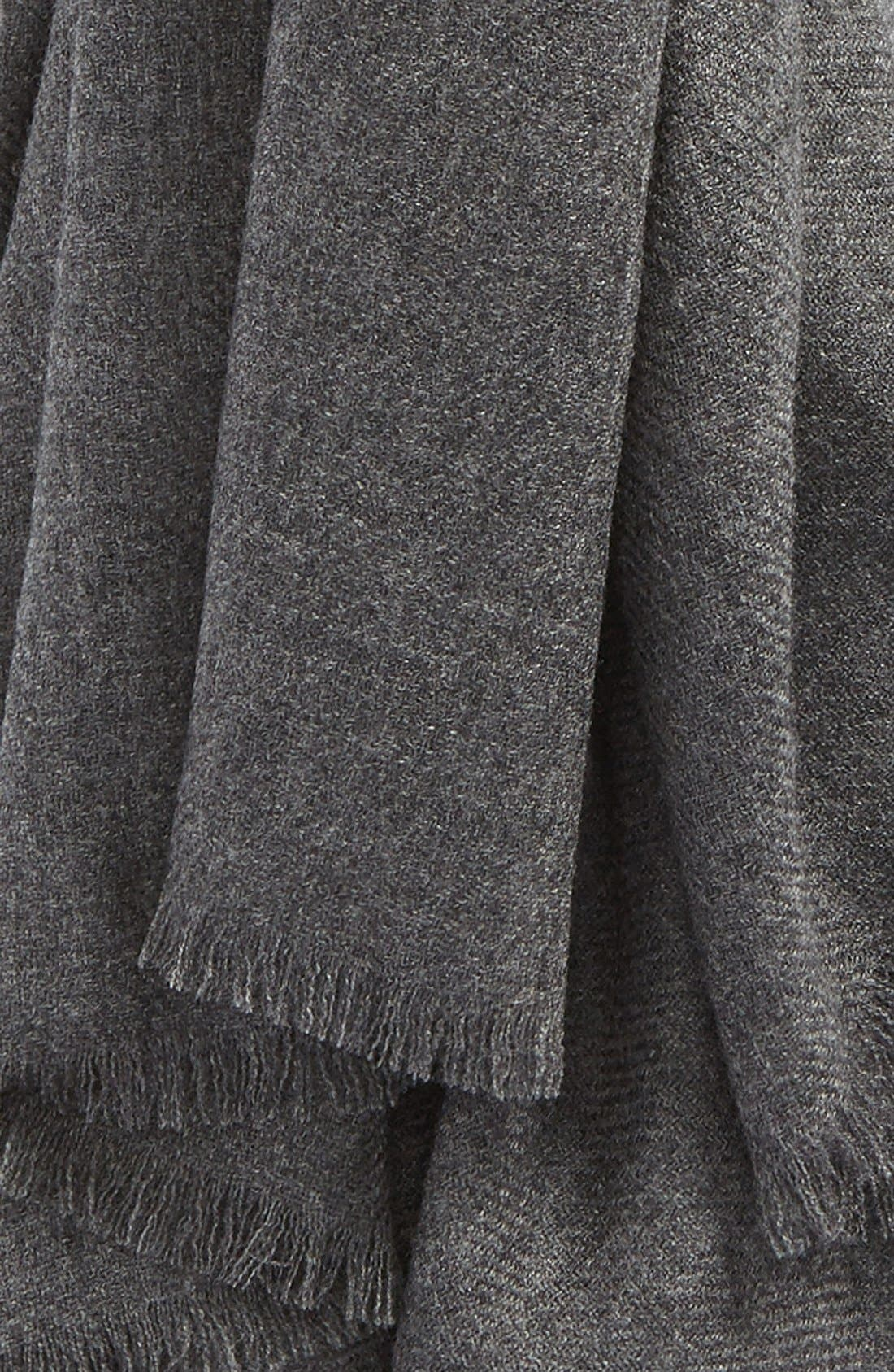 Wool & Cashmere Wrap,                             Alternate thumbnail 45, color,