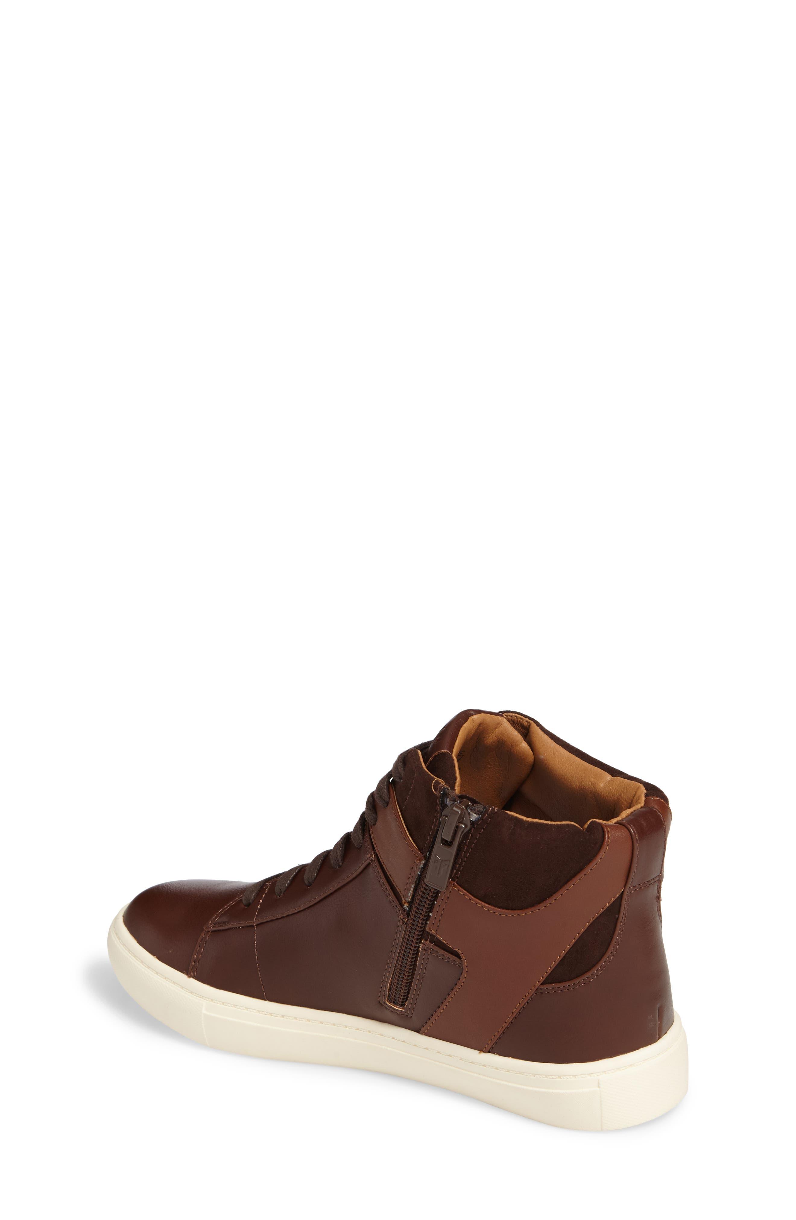 Mark High Top Sneaker,                             Alternate thumbnail 2, color,