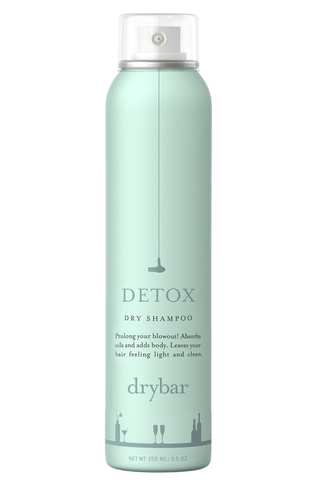 'Detox' Dry Shampoo for Brunettes,                             Alternate thumbnail 3, color,                             NO COLOR