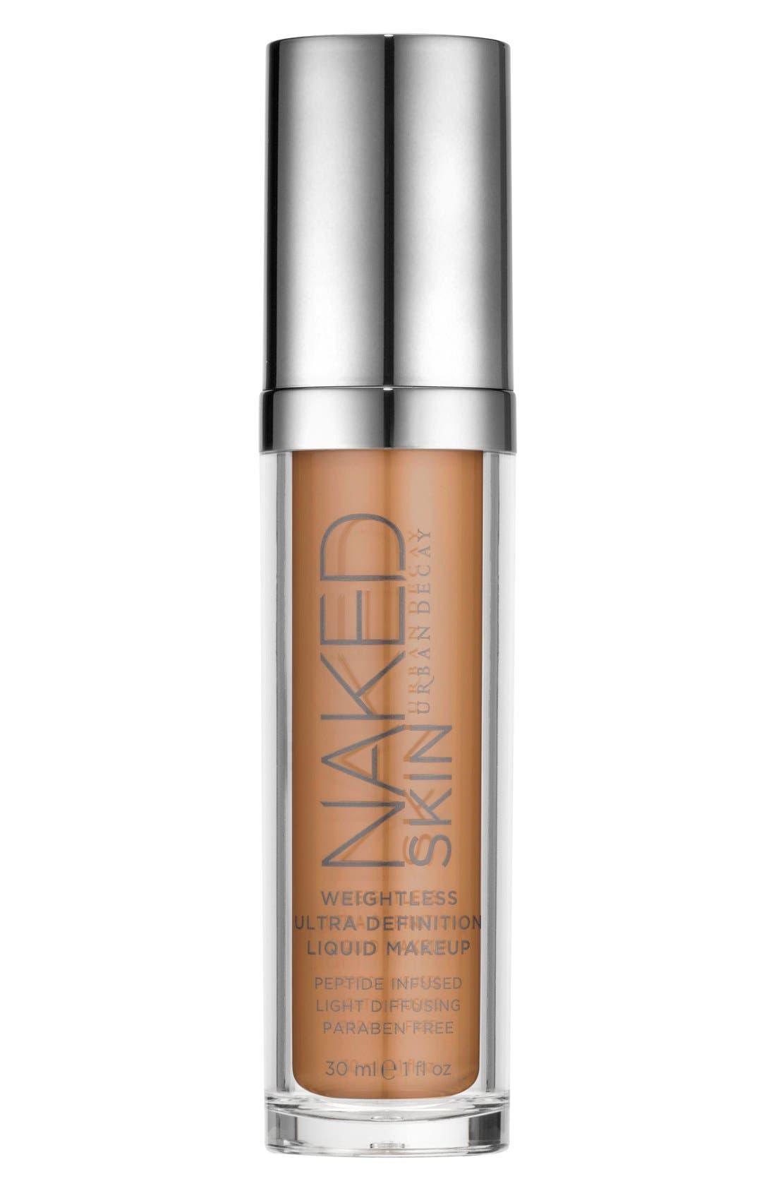 Naked Skin Weightless Ultra Definition Liquid Makeup,                             Main thumbnail 1, color,                             8.25