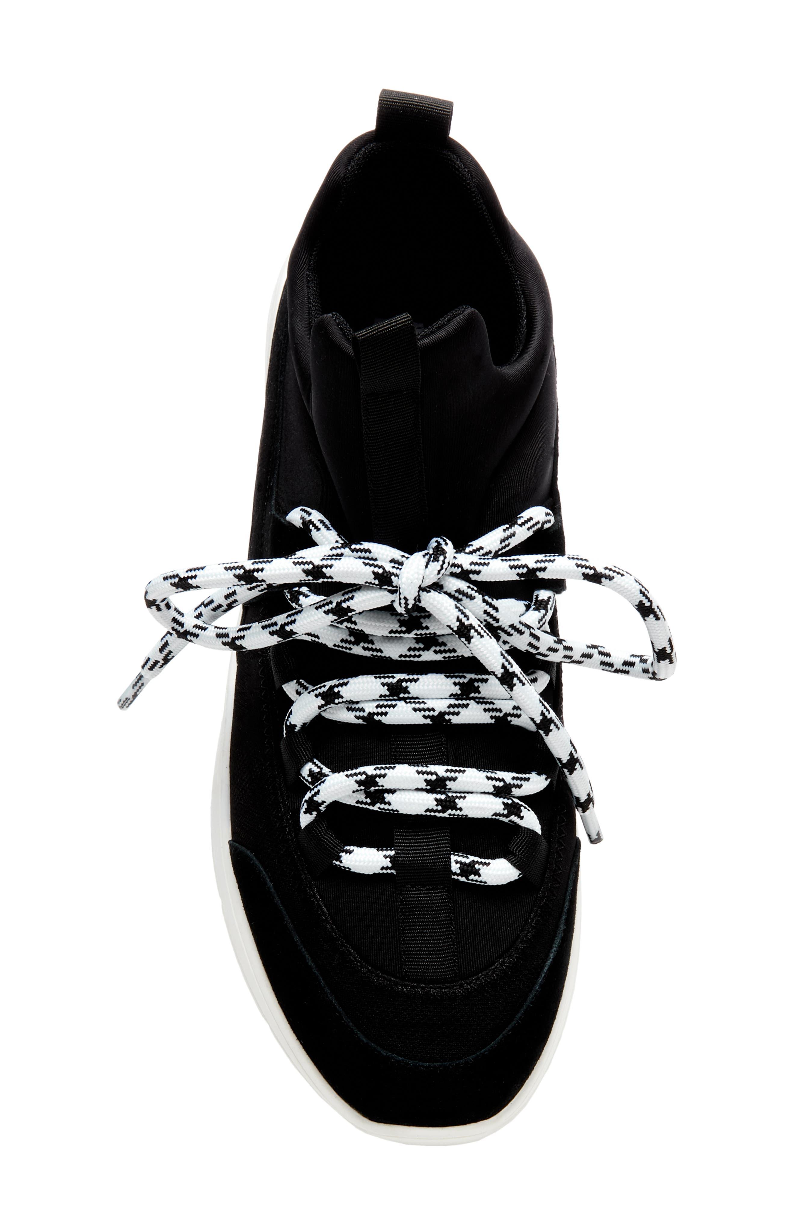 Baltic Sneaker,                             Alternate thumbnail 4, color,                             BLACK