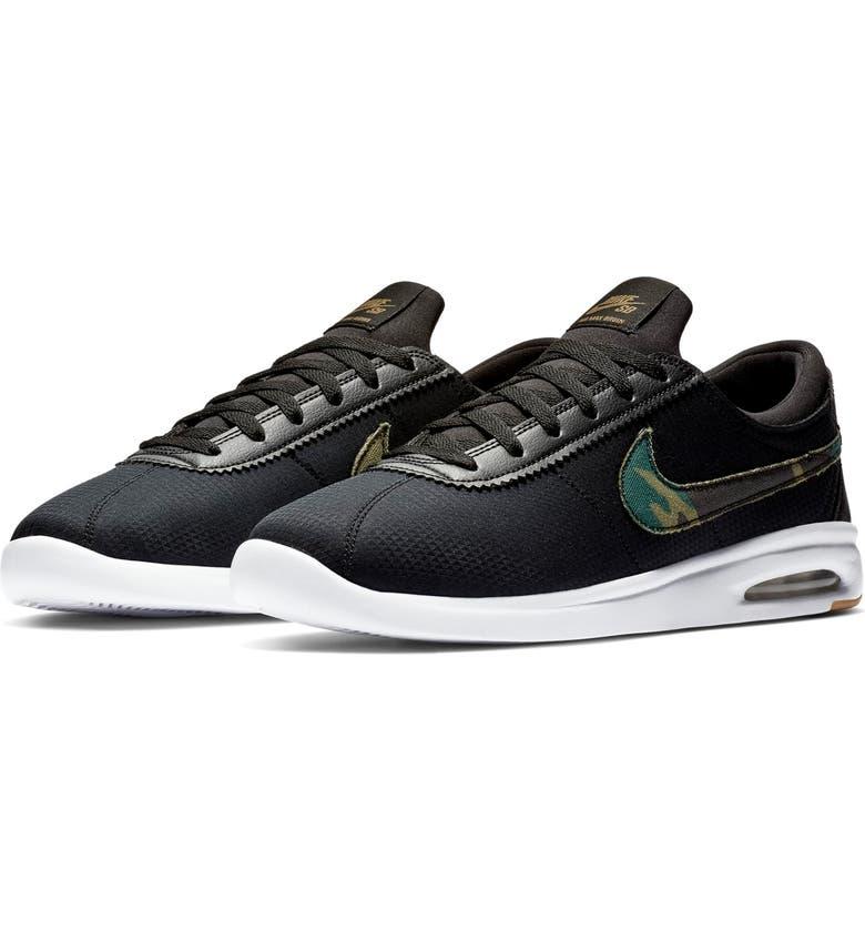 Nike SB Air Max Bruin Vapor TXT Skateboarding Sneaker (Men)  08037502d