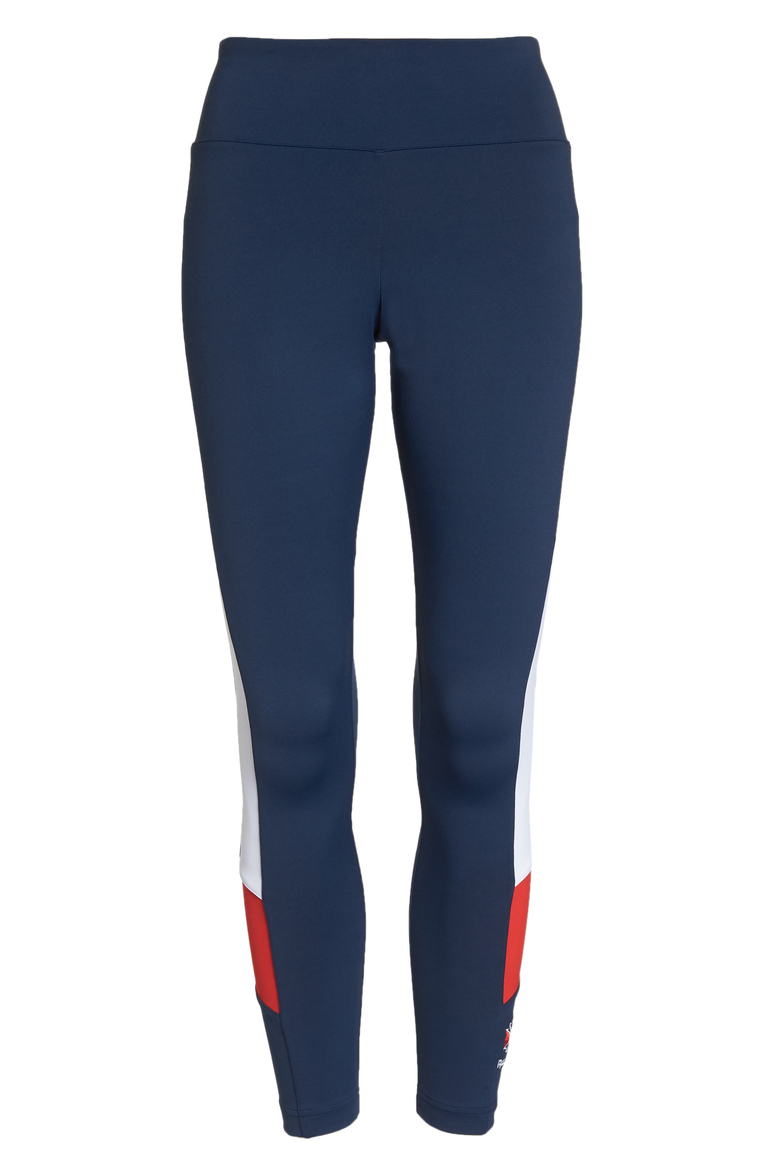 AC Blocking Leggings,                             Alternate thumbnail 6, color,                             408