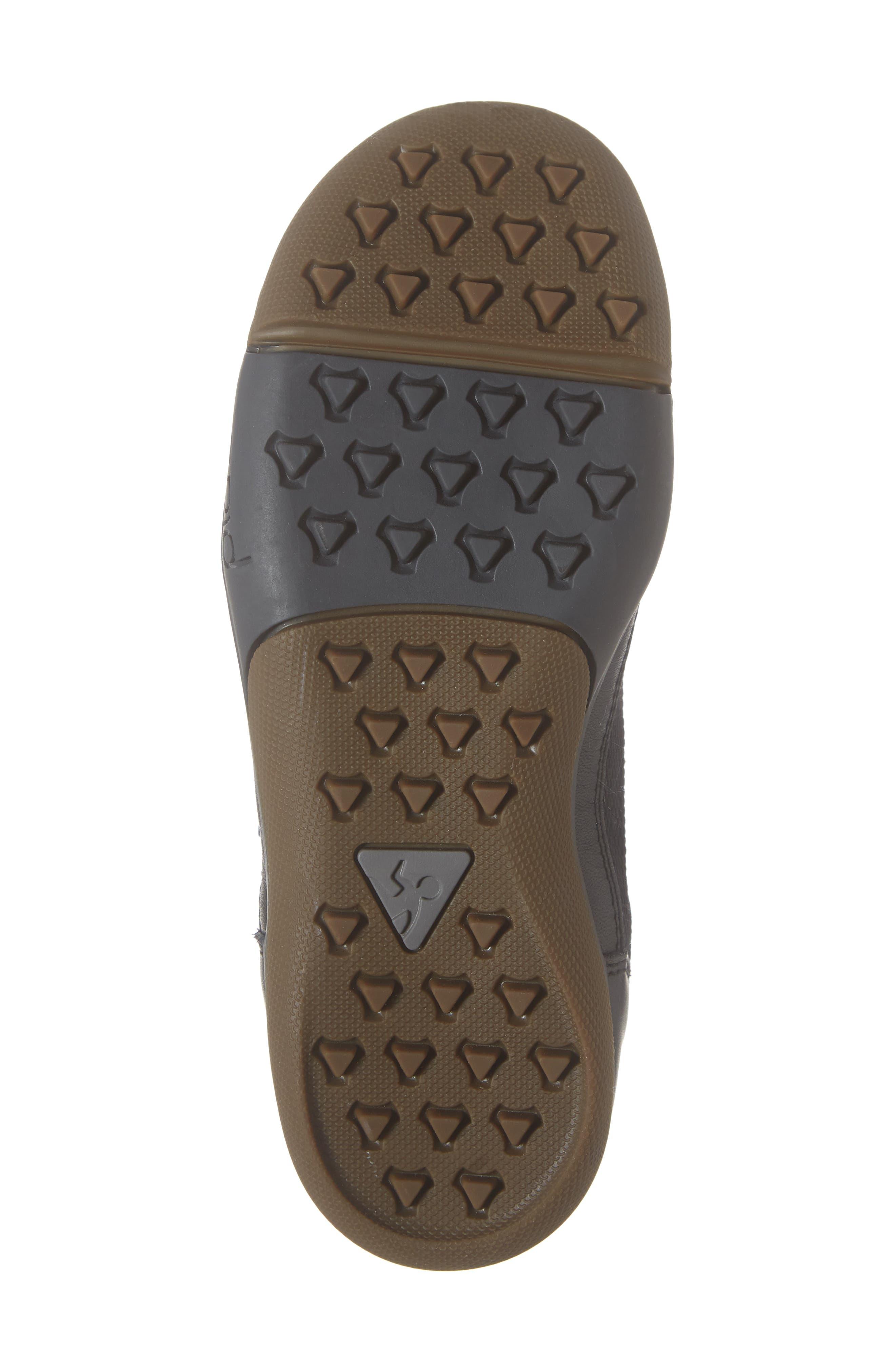 Kaiden Customizable Waterproof Boot,                             Alternate thumbnail 6, color,                             BLACK
