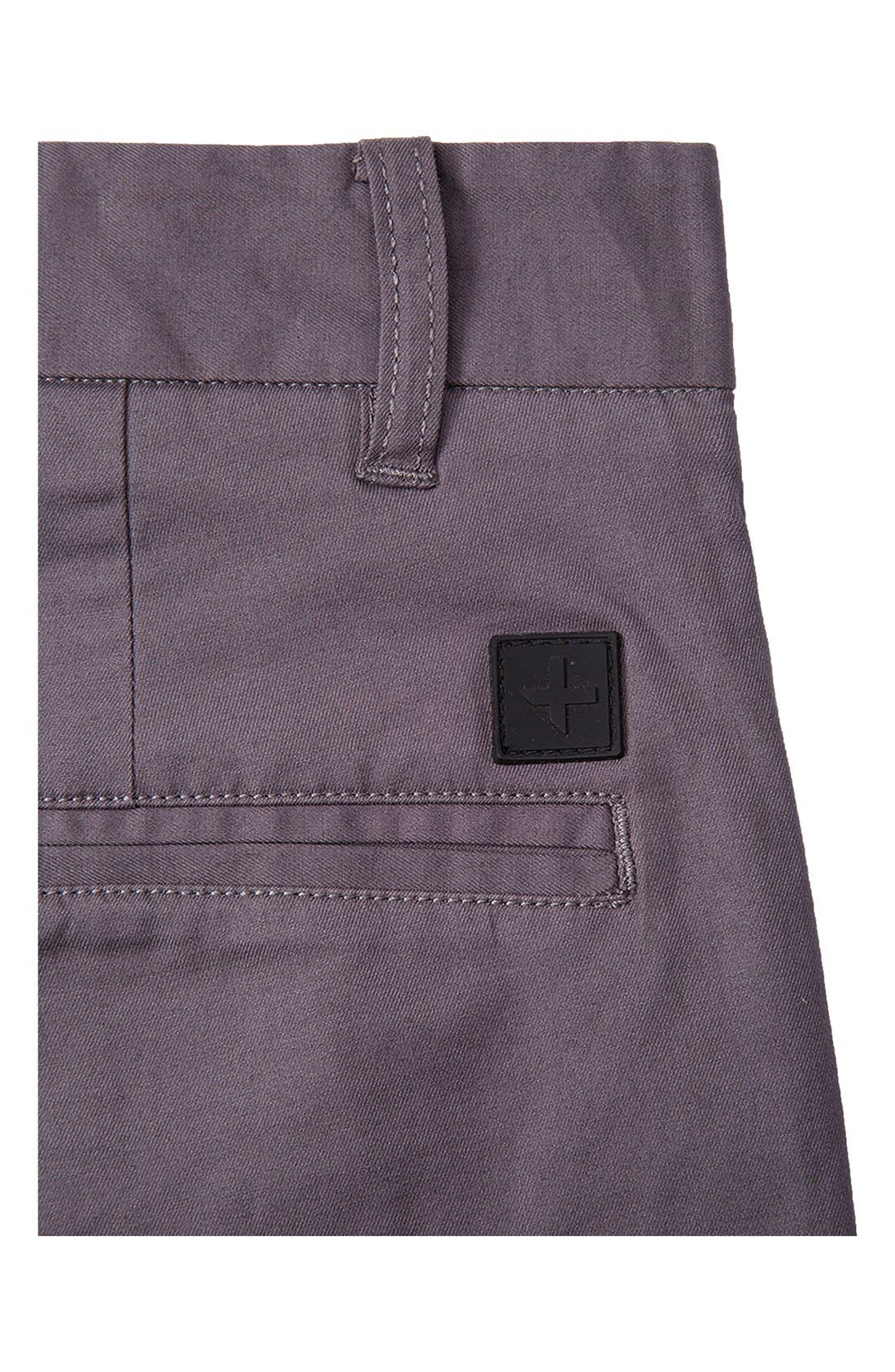 'Arroyo' Crop Stretch Chinos,                             Alternate thumbnail 17, color,
