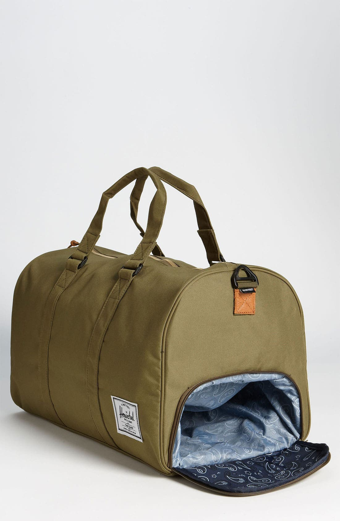 'Novel' Duffel Bag,                             Alternate thumbnail 100, color,