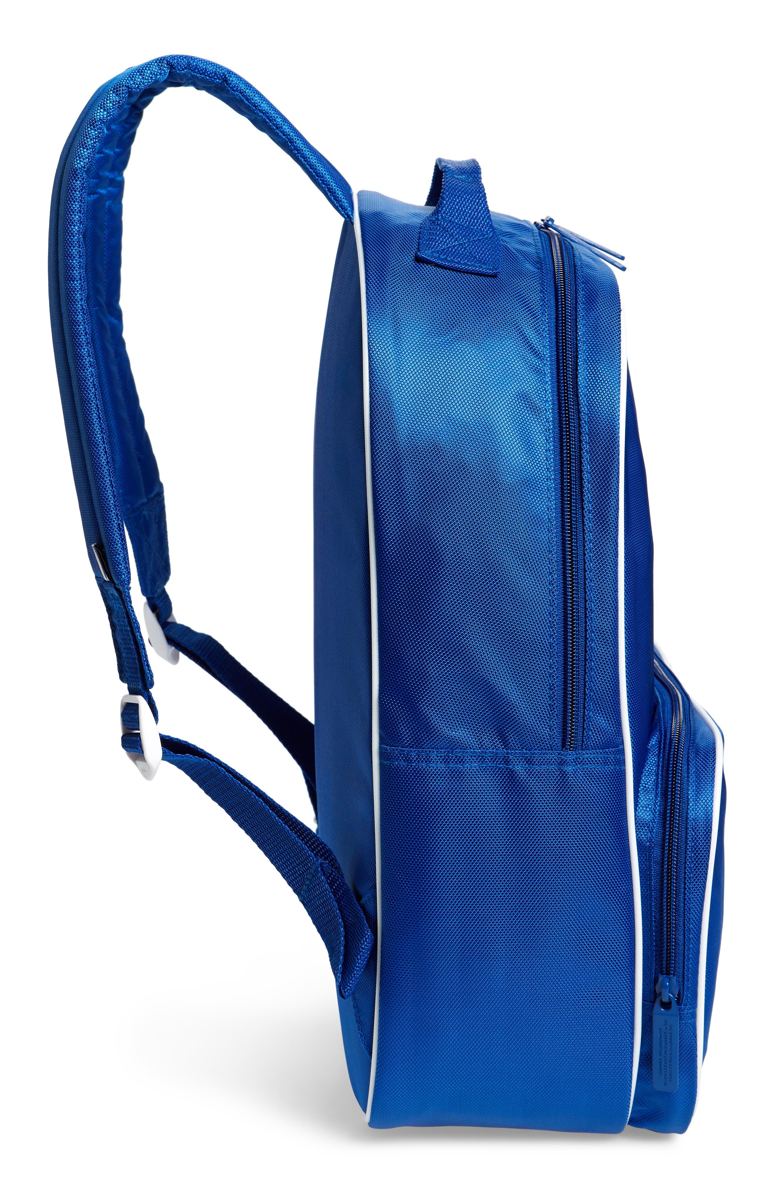 Originals Santiago Backpack,                             Alternate thumbnail 4, color,                             COLLEGIATE ROYAL BLUE