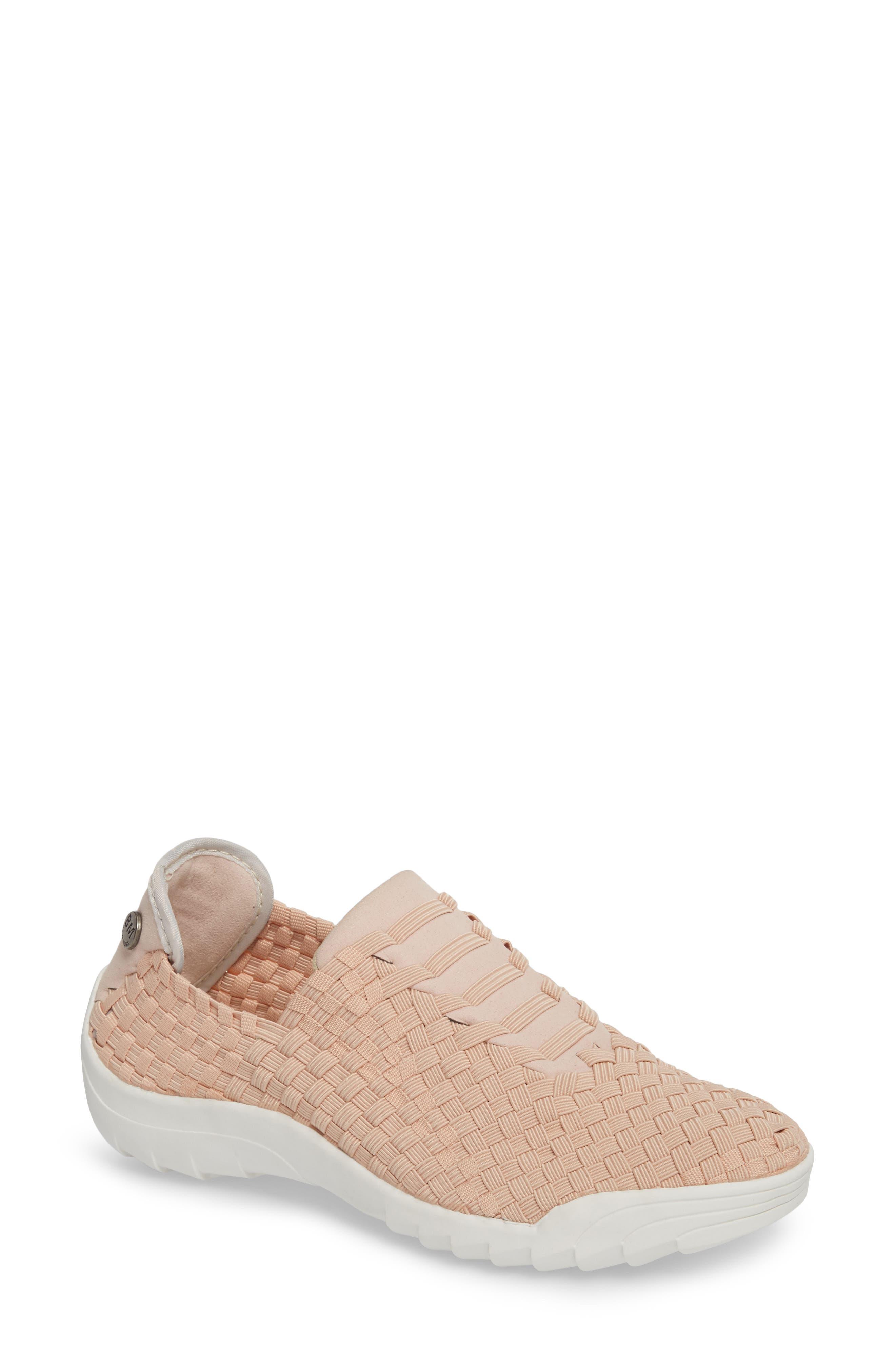 BERNIE MEV. Rigged Vivaldi Slip-On Sneaker, Main, color, BLUSH