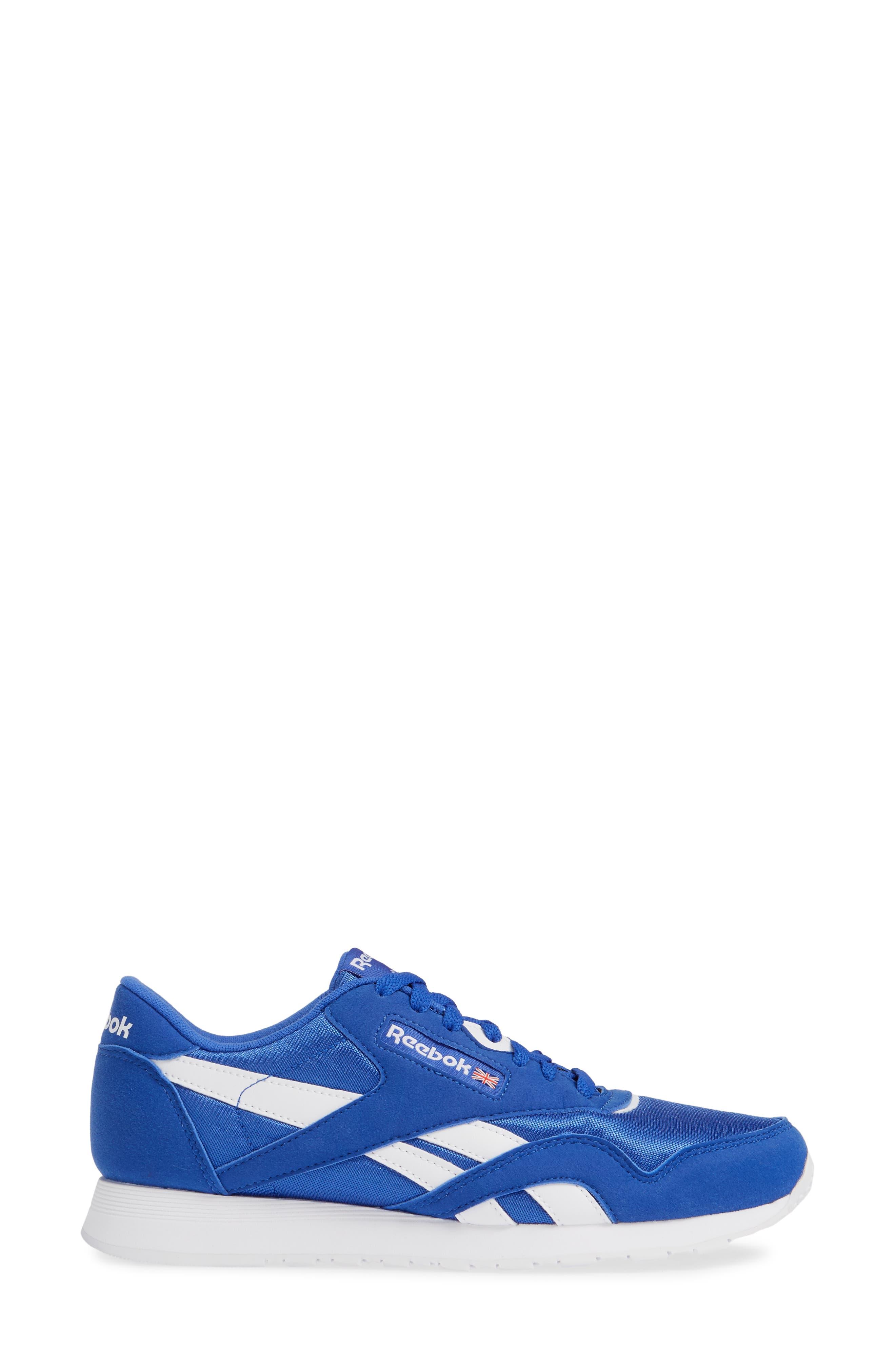 Classic Nylon Sneaker,                             Alternate thumbnail 3, color,                             401