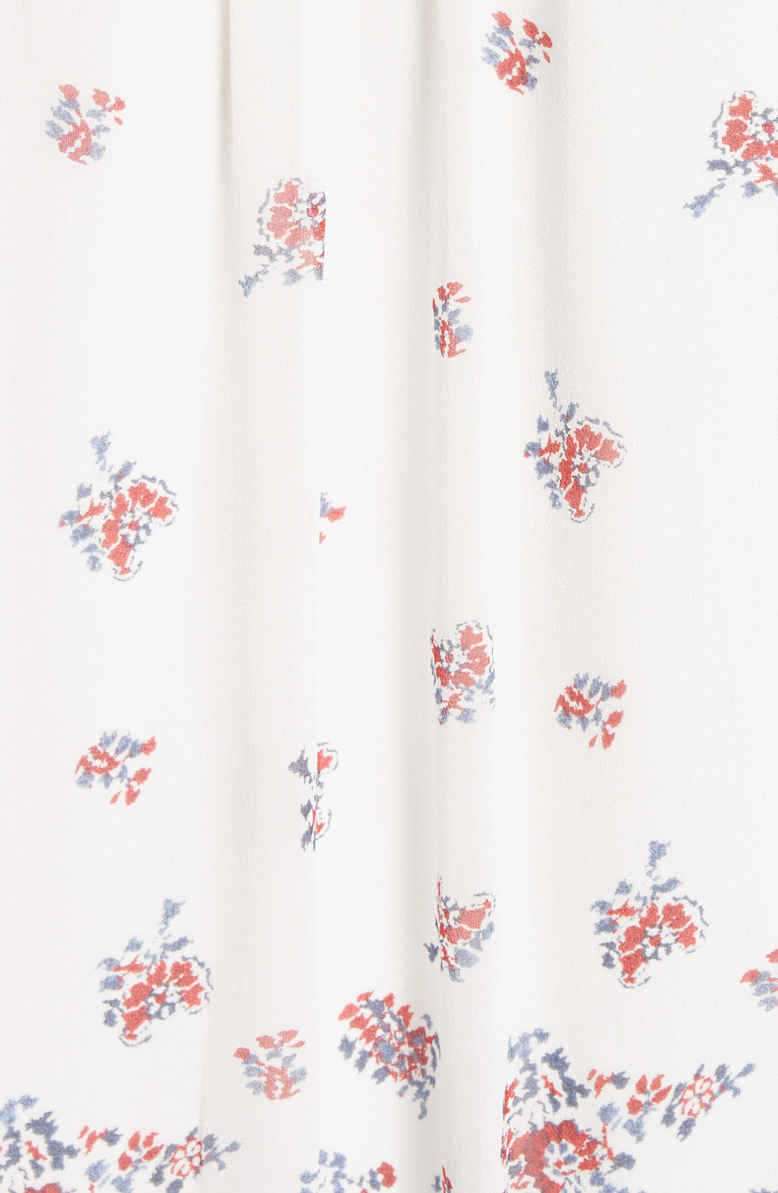 Ofelie Silk Shirtdress,                             Alternate thumbnail 5, color,                             641