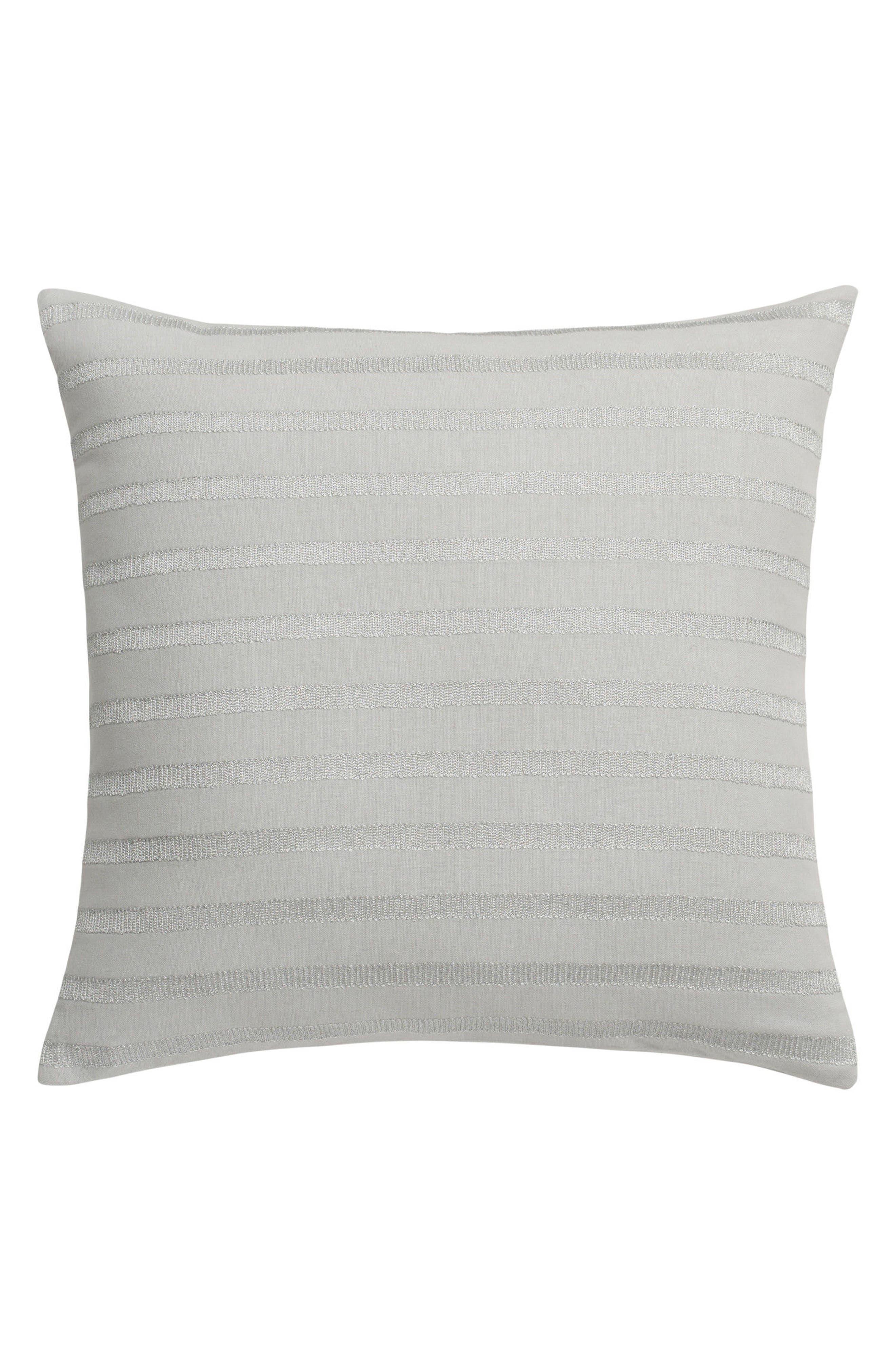 Capri Stripe Accent Pillow,                             Main thumbnail 1, color,                             020