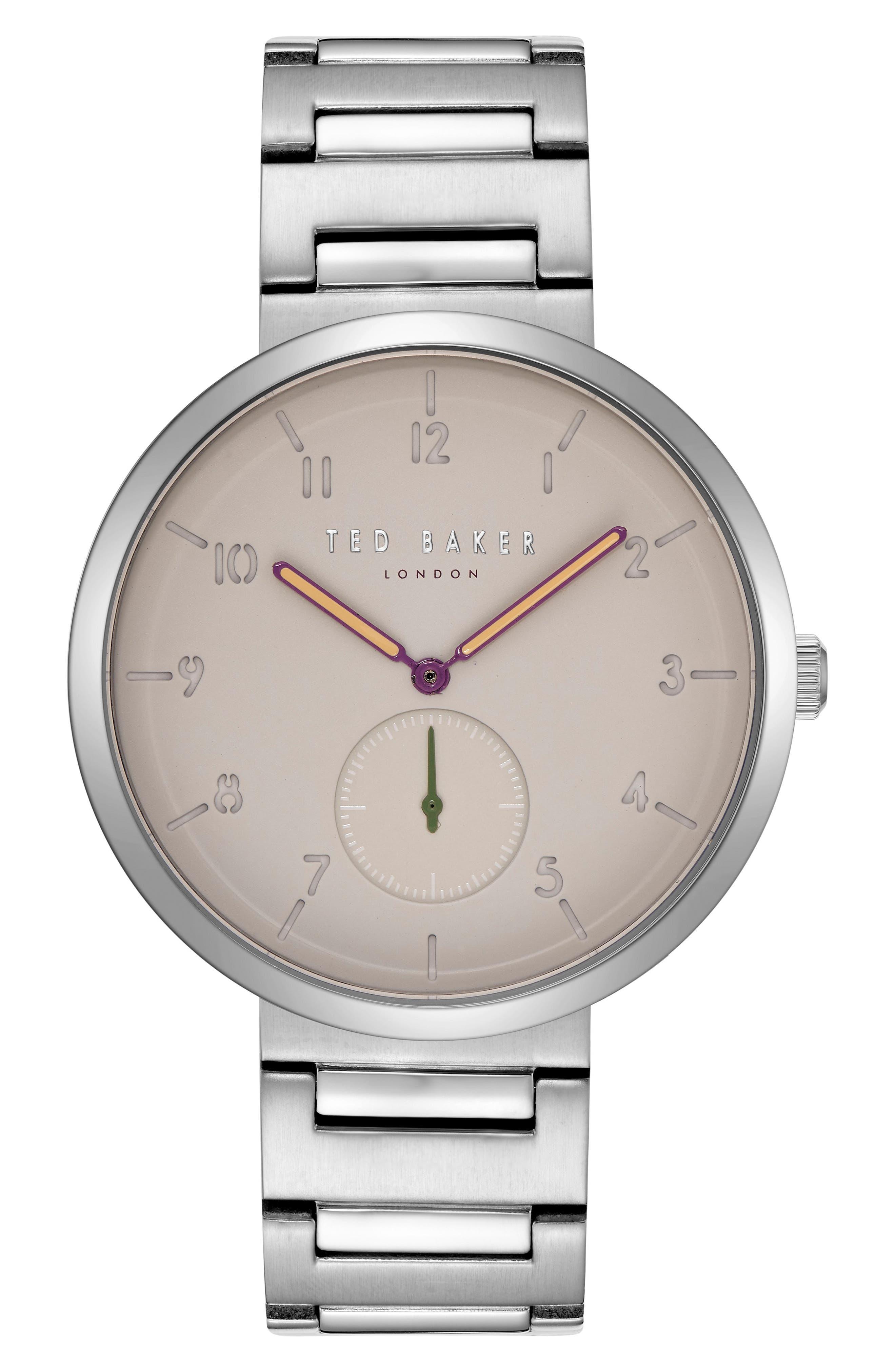 Josh Bracelet Watch, 42mm,                         Main,                         color, 044