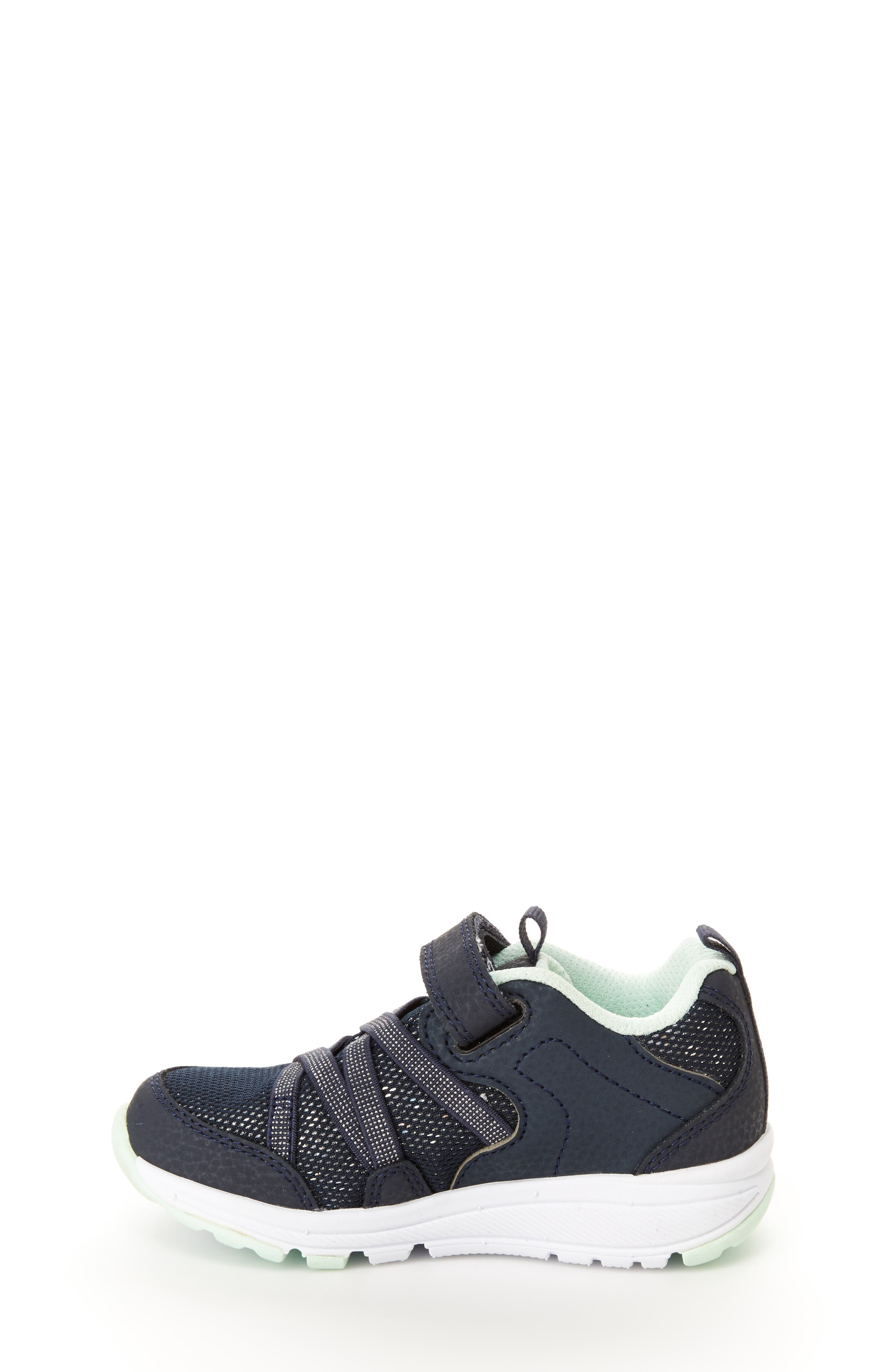 Emmy Made2Play<sup>®</sup> Washable Sneaker,                             Alternate thumbnail 7, color,                             NAVY
