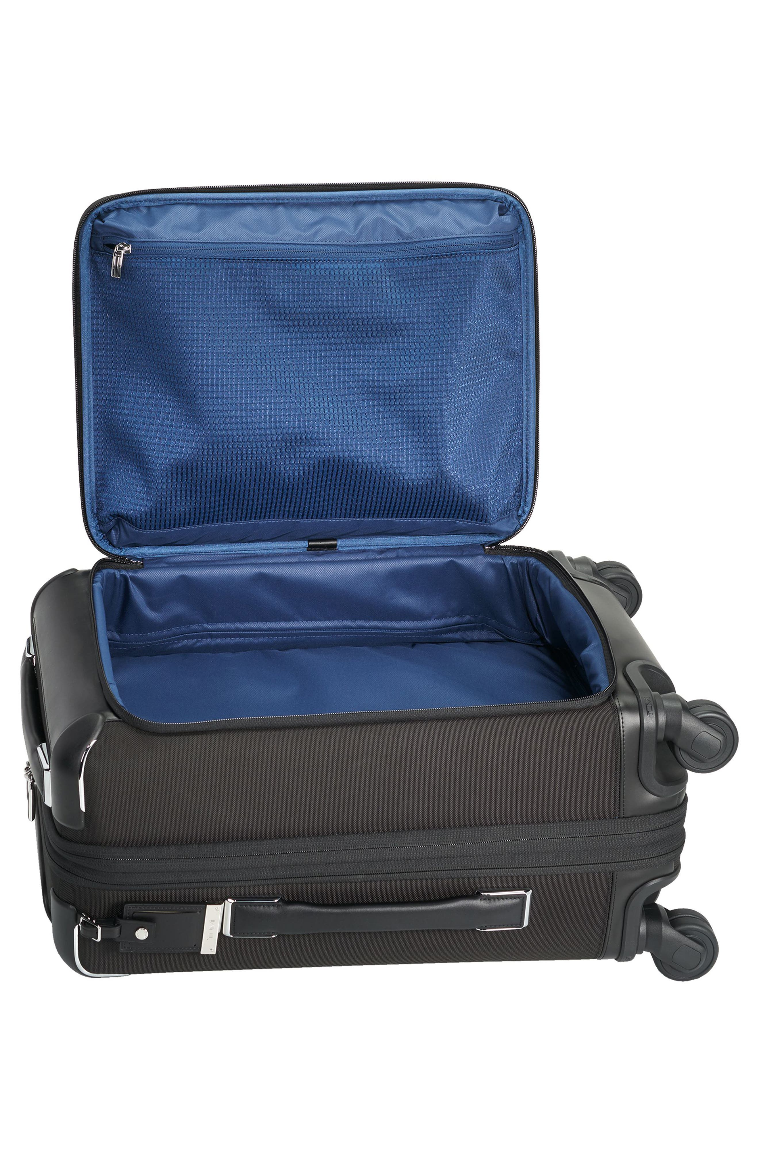 Gatwick 22-Inch International Expandable Carry-On,                             Alternate thumbnail 2, color,                             BLACK