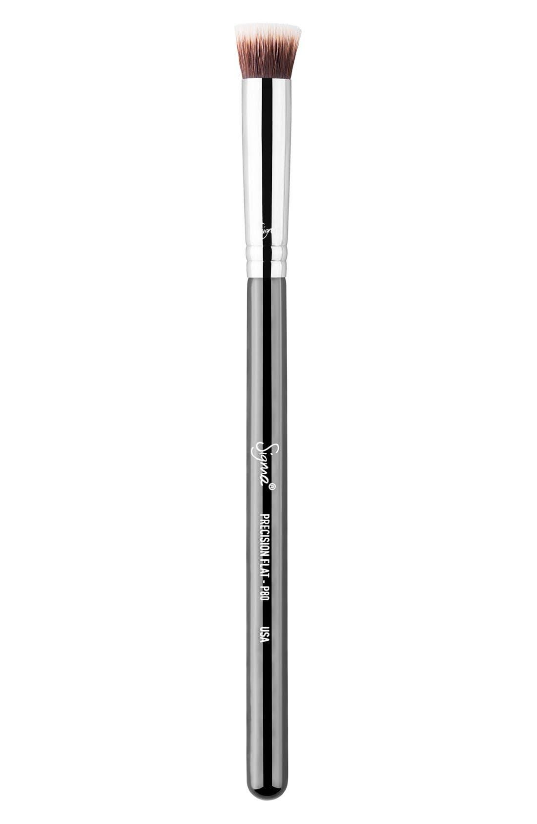P80 Precision Flat<sup>™</sup>Brush,                             Main thumbnail 1, color,                             NO COLOR