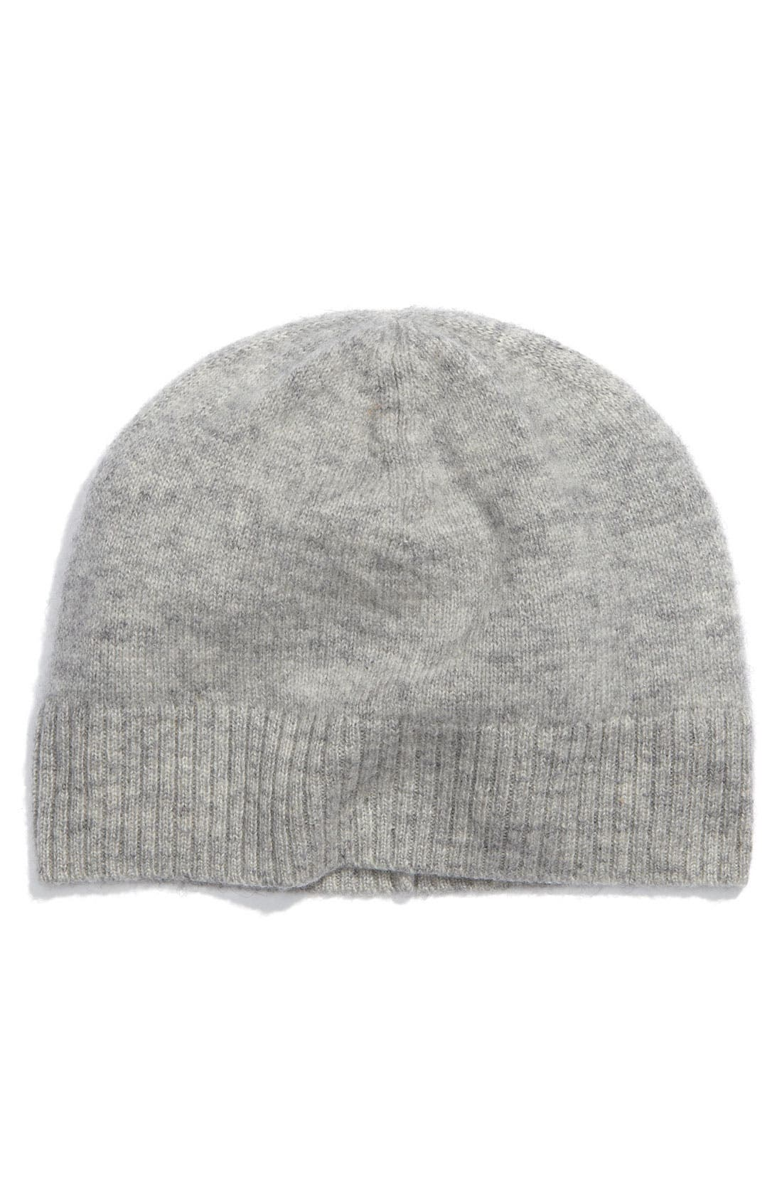 NORDSTROM BABY,                             Cashmere Hat,                             Main thumbnail 1, color,                             020