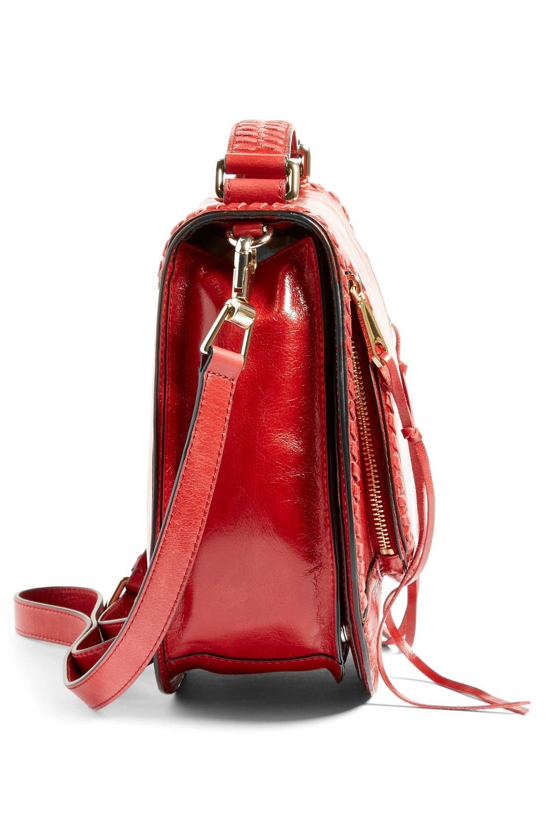 Vanity Saddle Bag,                             Alternate thumbnail 35, color,