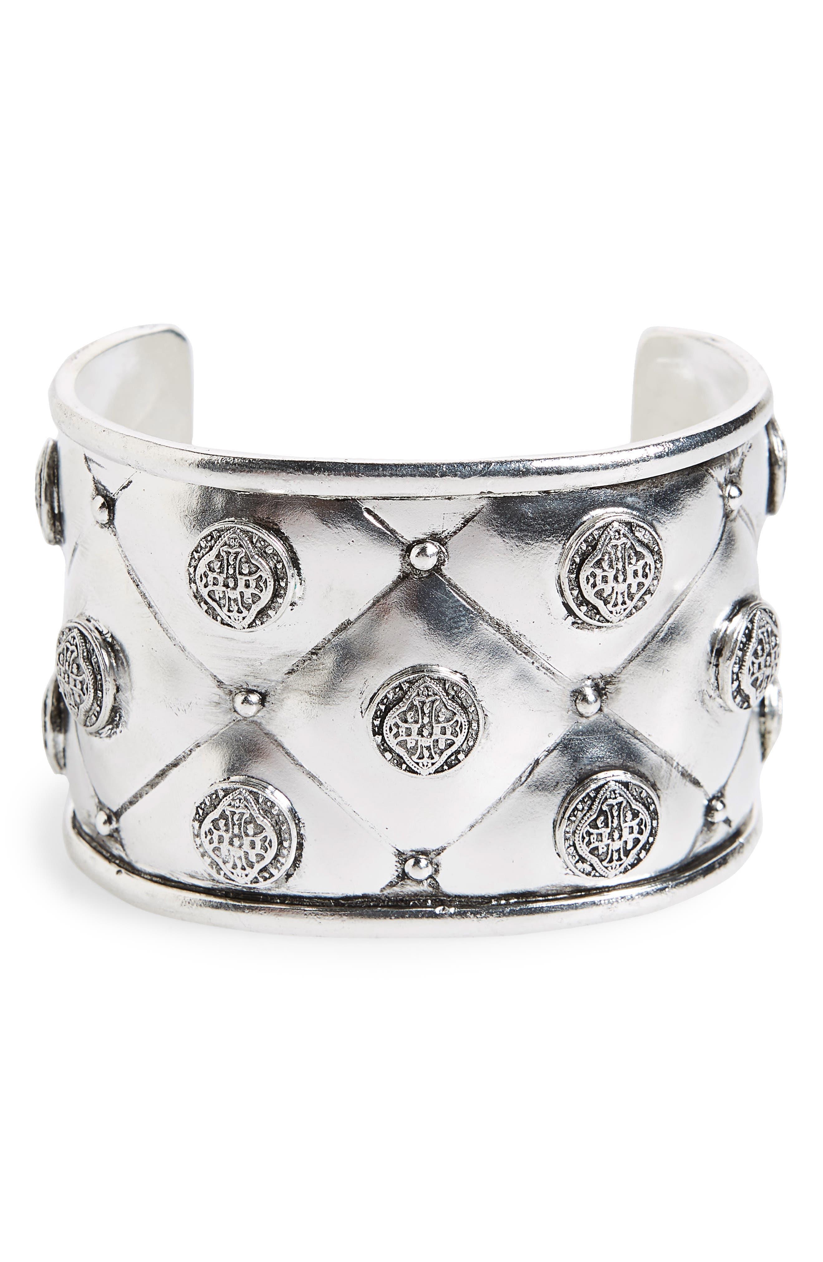Sevilla Alba Cuff Bracelet,                             Main thumbnail 1, color,                             040