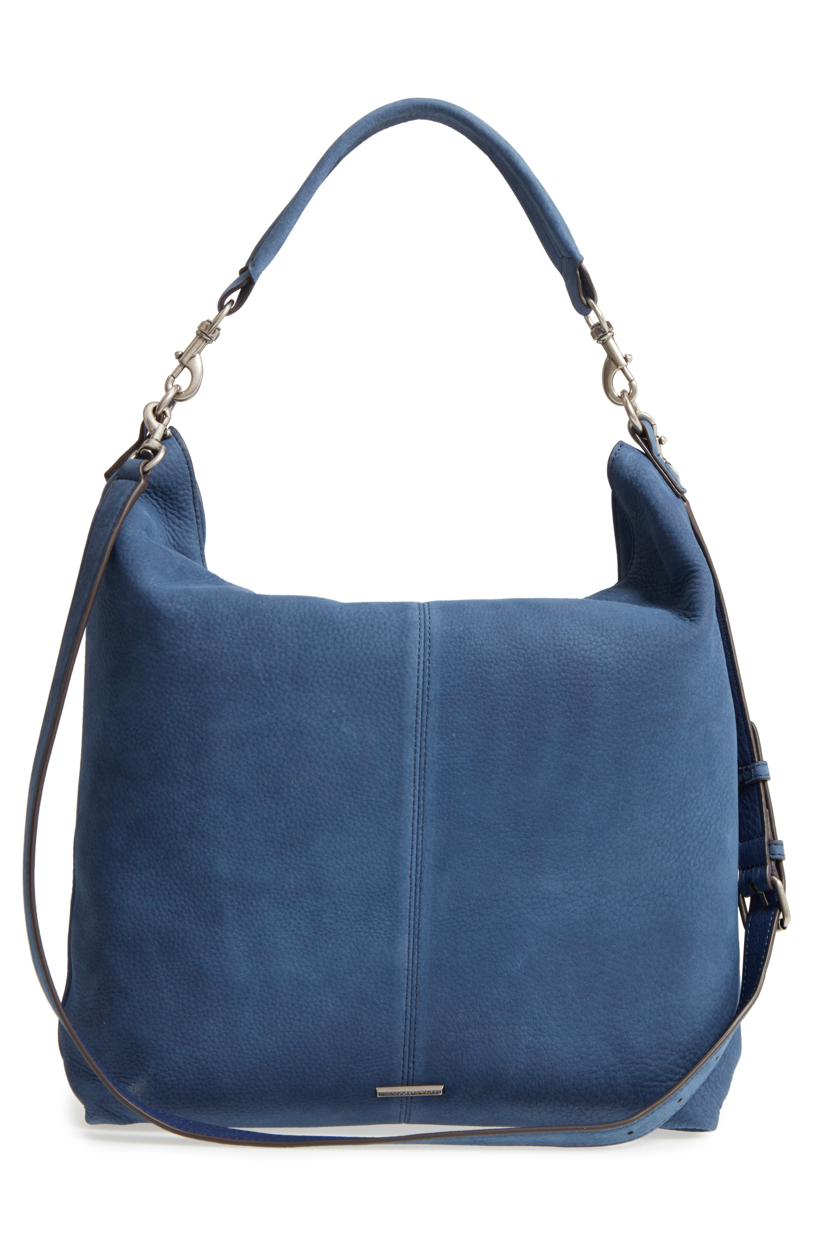 Large Jamie Convertible Leather Hobo,                             Alternate thumbnail 3, color,                             483