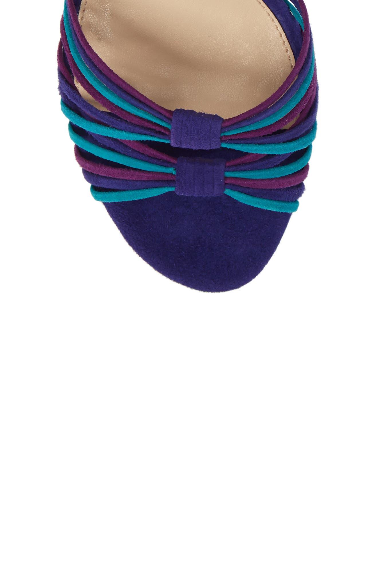 Stellima Tassel Sandal,                             Alternate thumbnail 36, color,