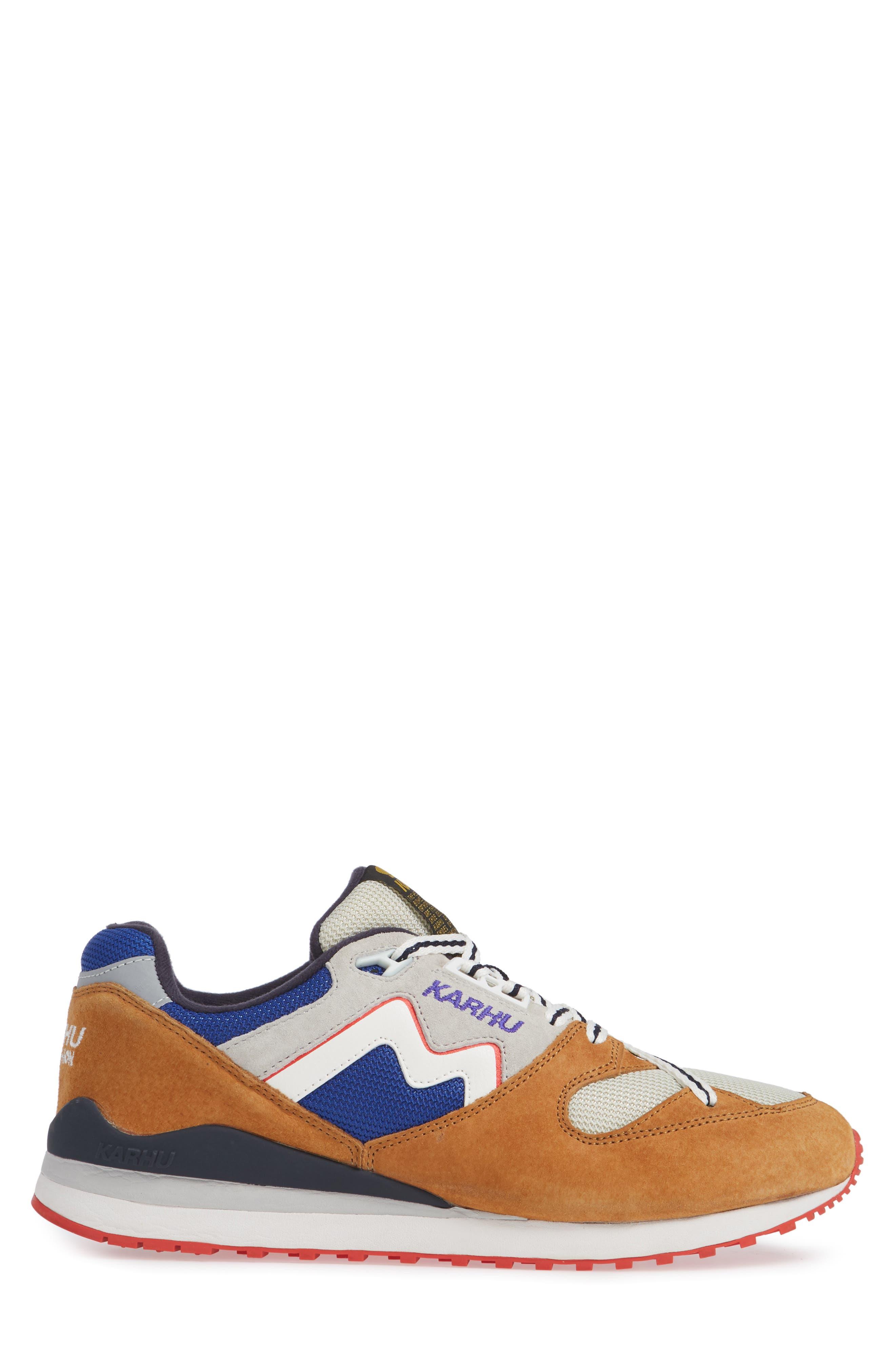 Synchron Classic Sneaker,                             Alternate thumbnail 3, color,                             OG GREY