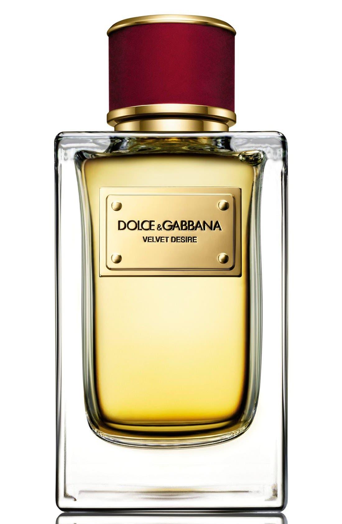 'Velvet Desire' Eau de Parfum,                             Alternate thumbnail 2, color,                             000