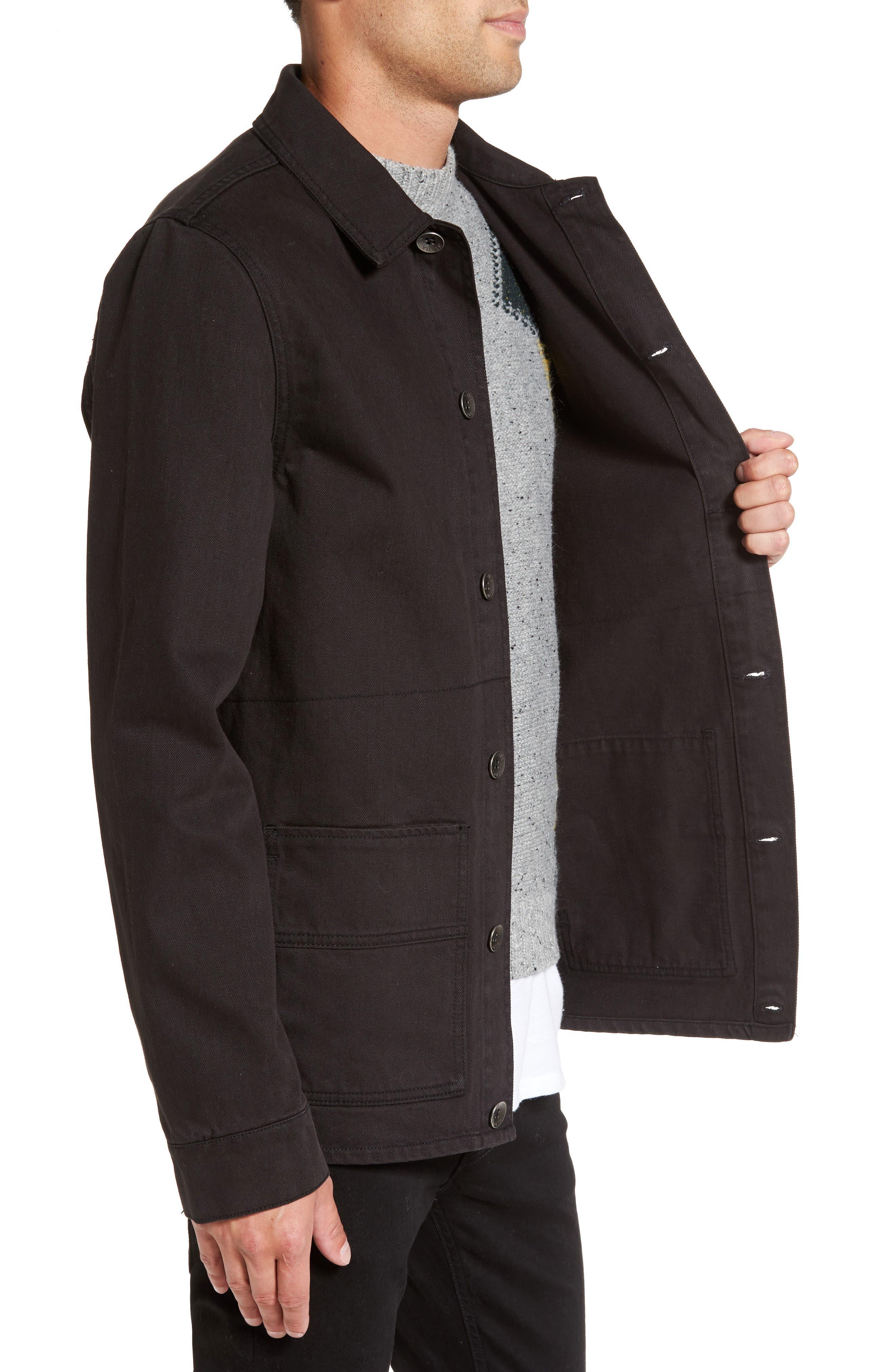 Woodbine Jacket,                             Alternate thumbnail 3, color,                             001