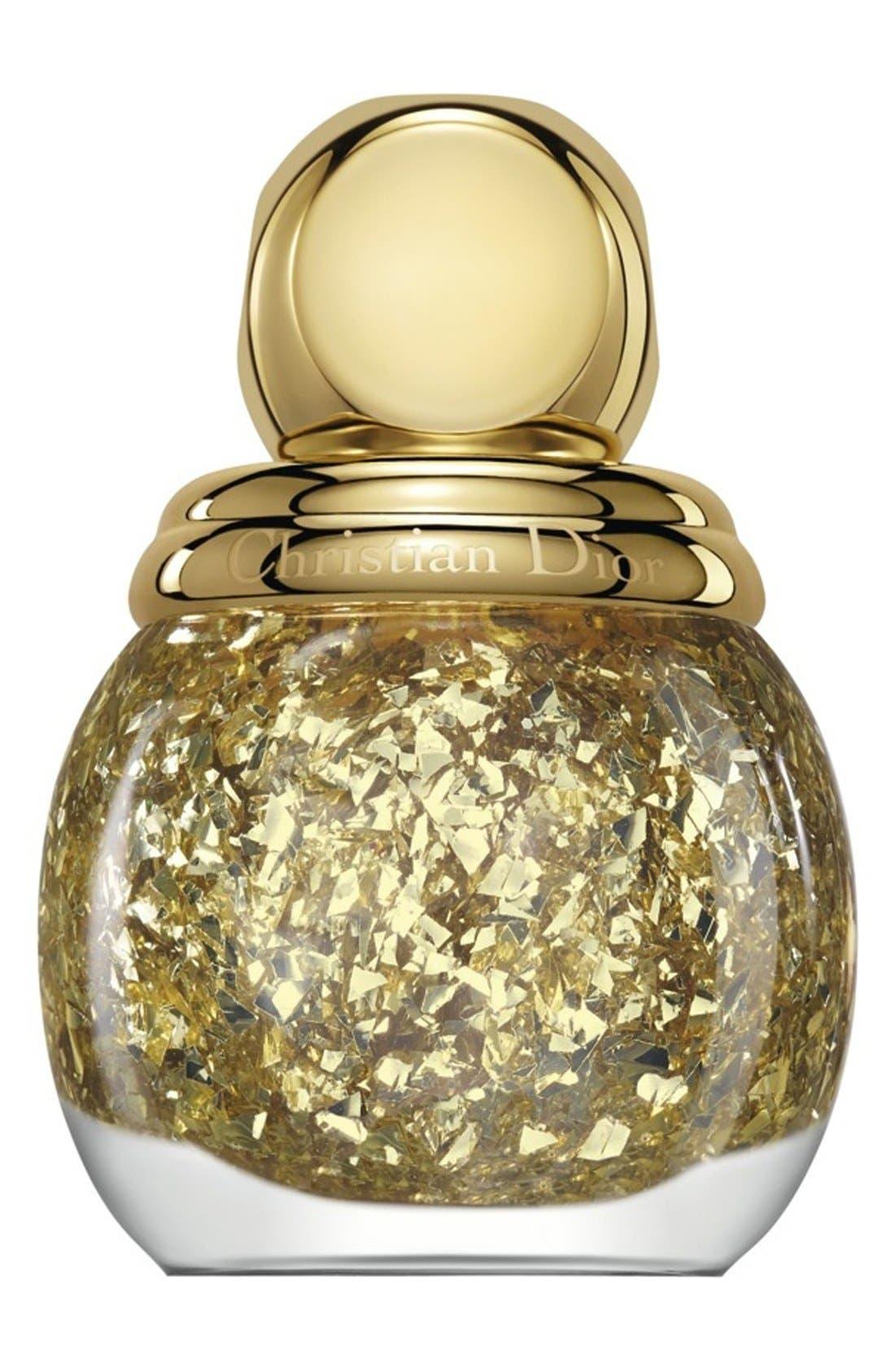 DIOR 'Diorific - Golden Shock' Top Coat, Main, color, 710
