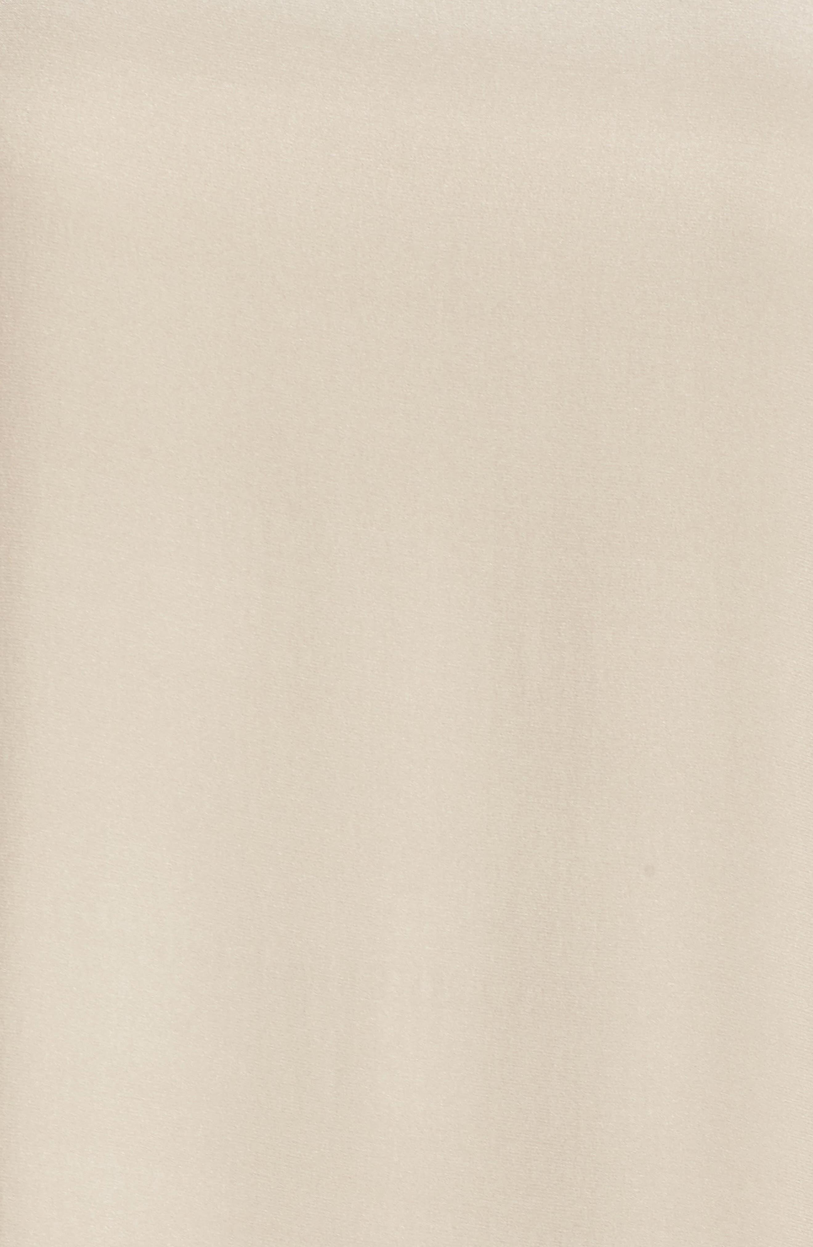 Silk Column Gown,                             Alternate thumbnail 5, color,                             260