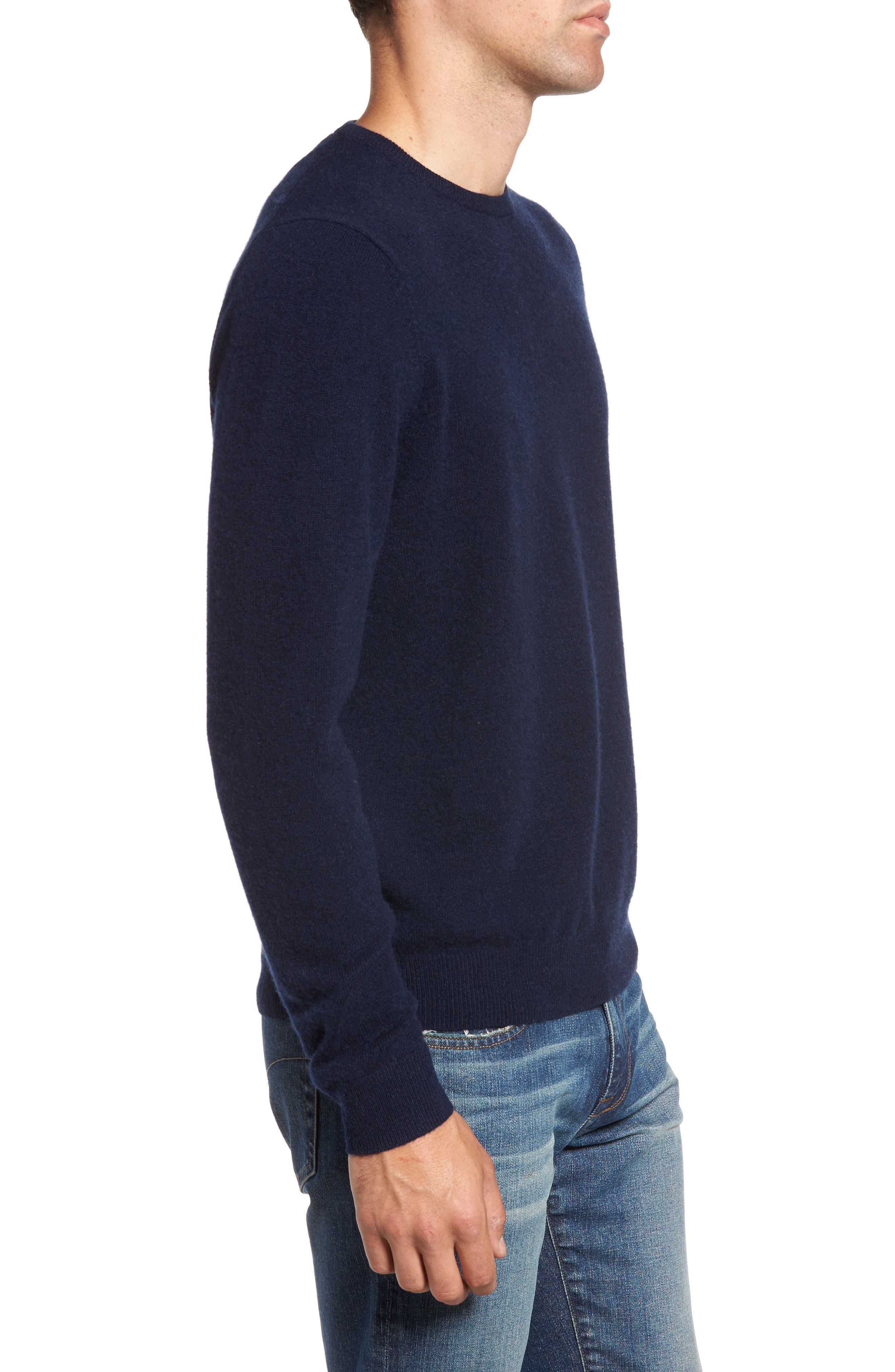Cashmere Sweater,                             Alternate thumbnail 9, color,