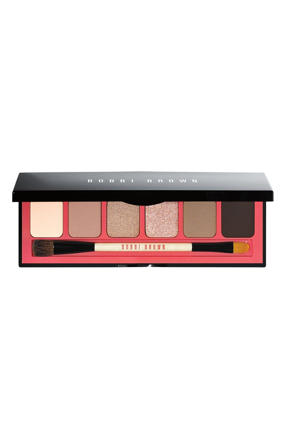 'Nectar & Nude' Eyeshadow Palette,                             Main thumbnail 1, color,                             000