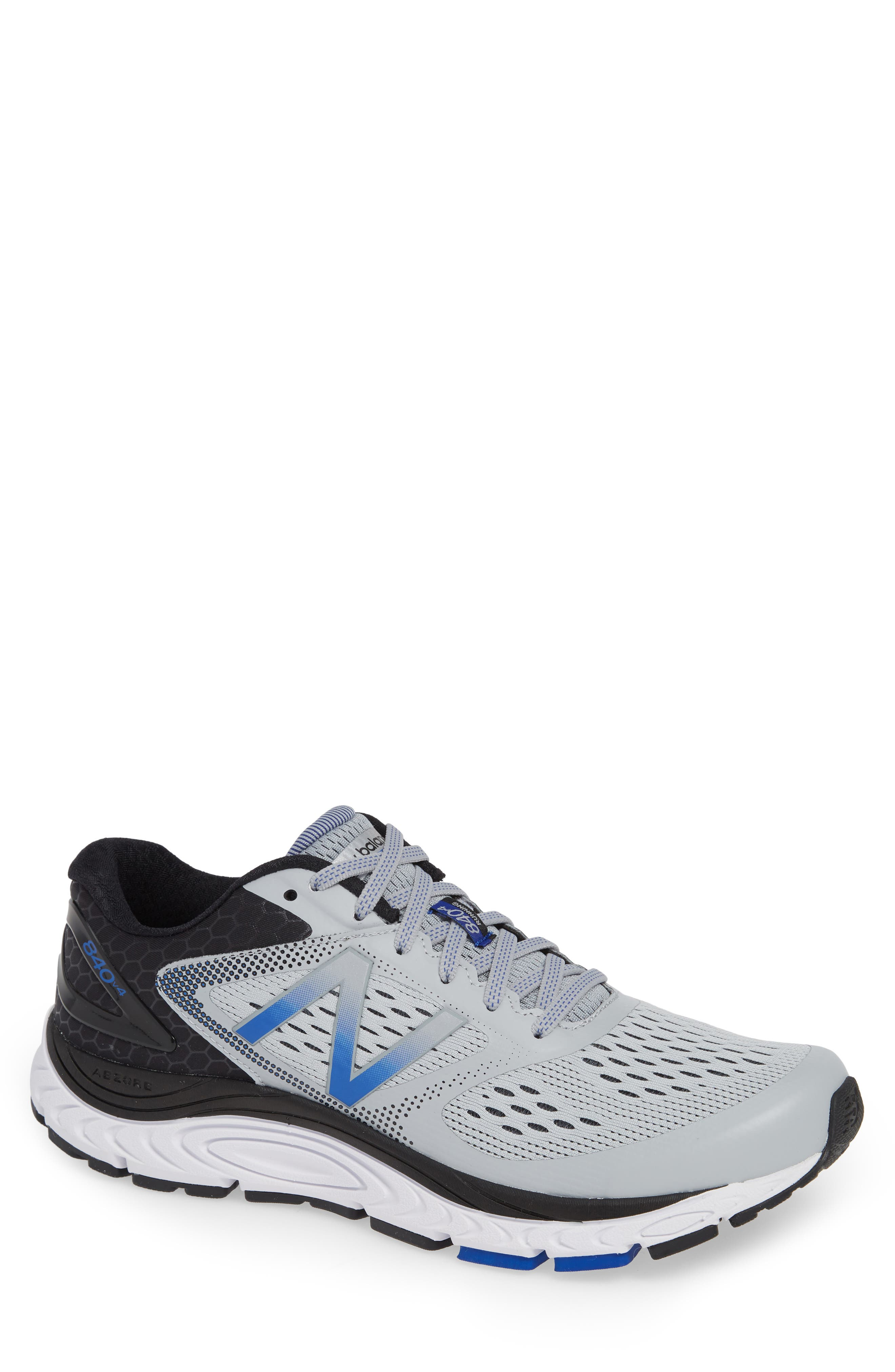 NEW BALANCE 840v4 Running Shoe, Main, color, 039